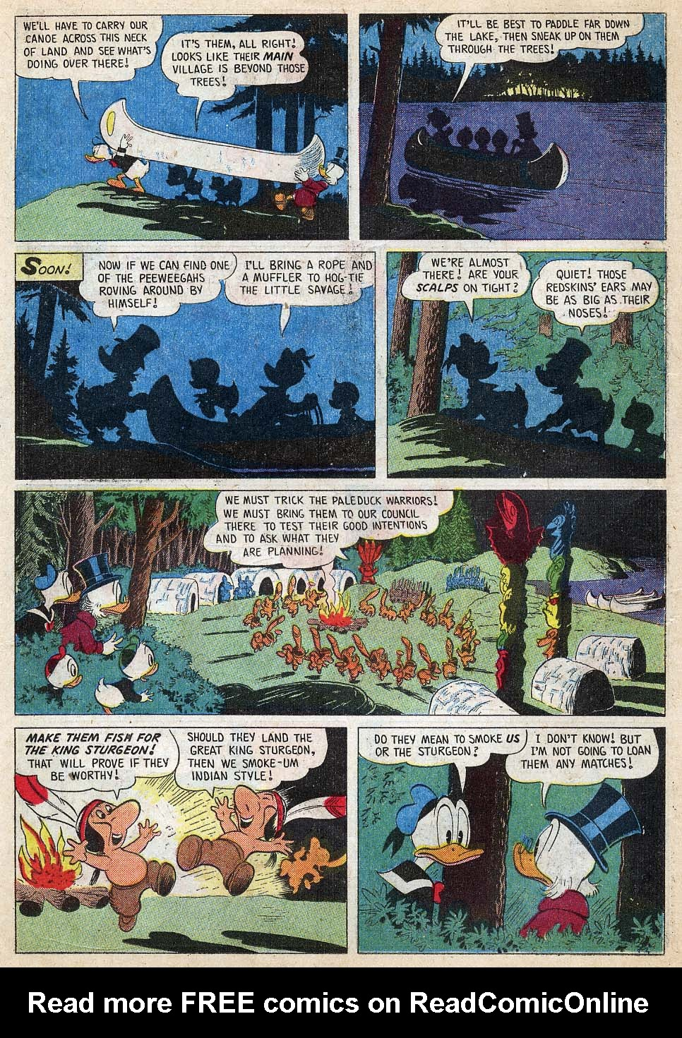 Uncle Scrooge (1953) #18 #387 - English 14