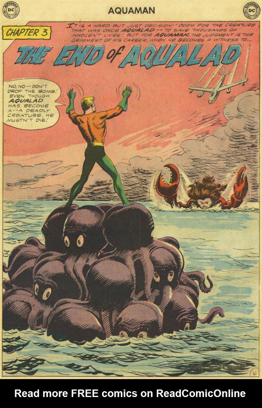 Aquaman (1962) Issue #9 #9 - English 23