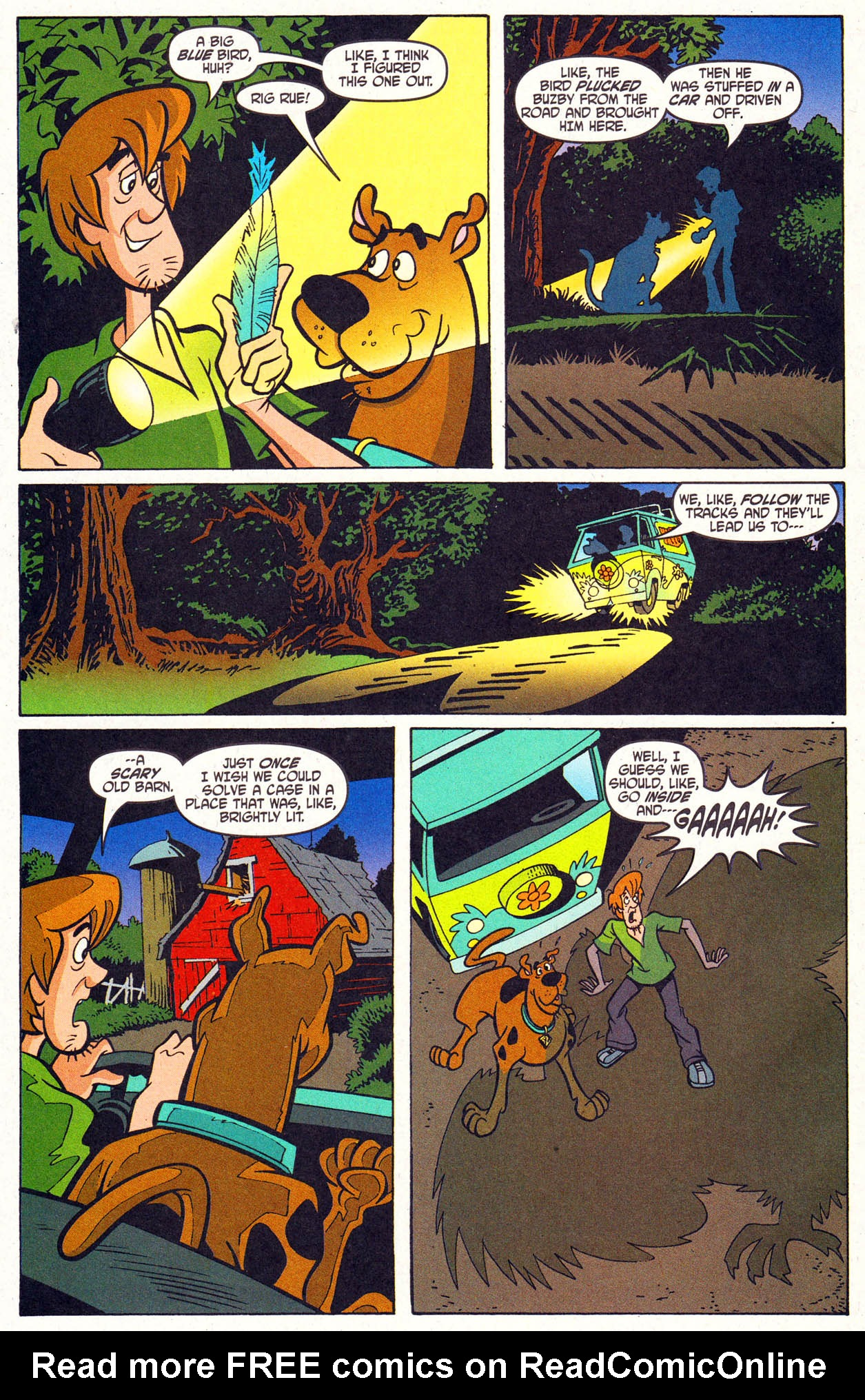 Read online Scooby-Doo (1997) comic -  Issue #111 - 24