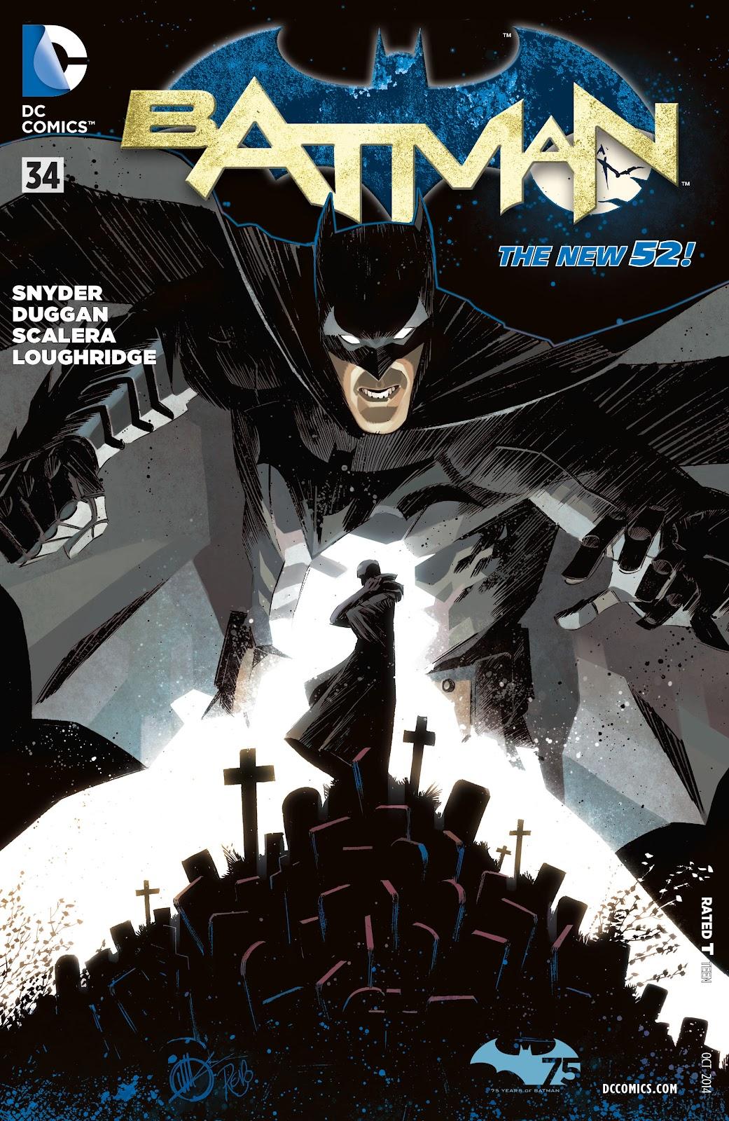 Batman (2011) Issue #34 #53 - English 22