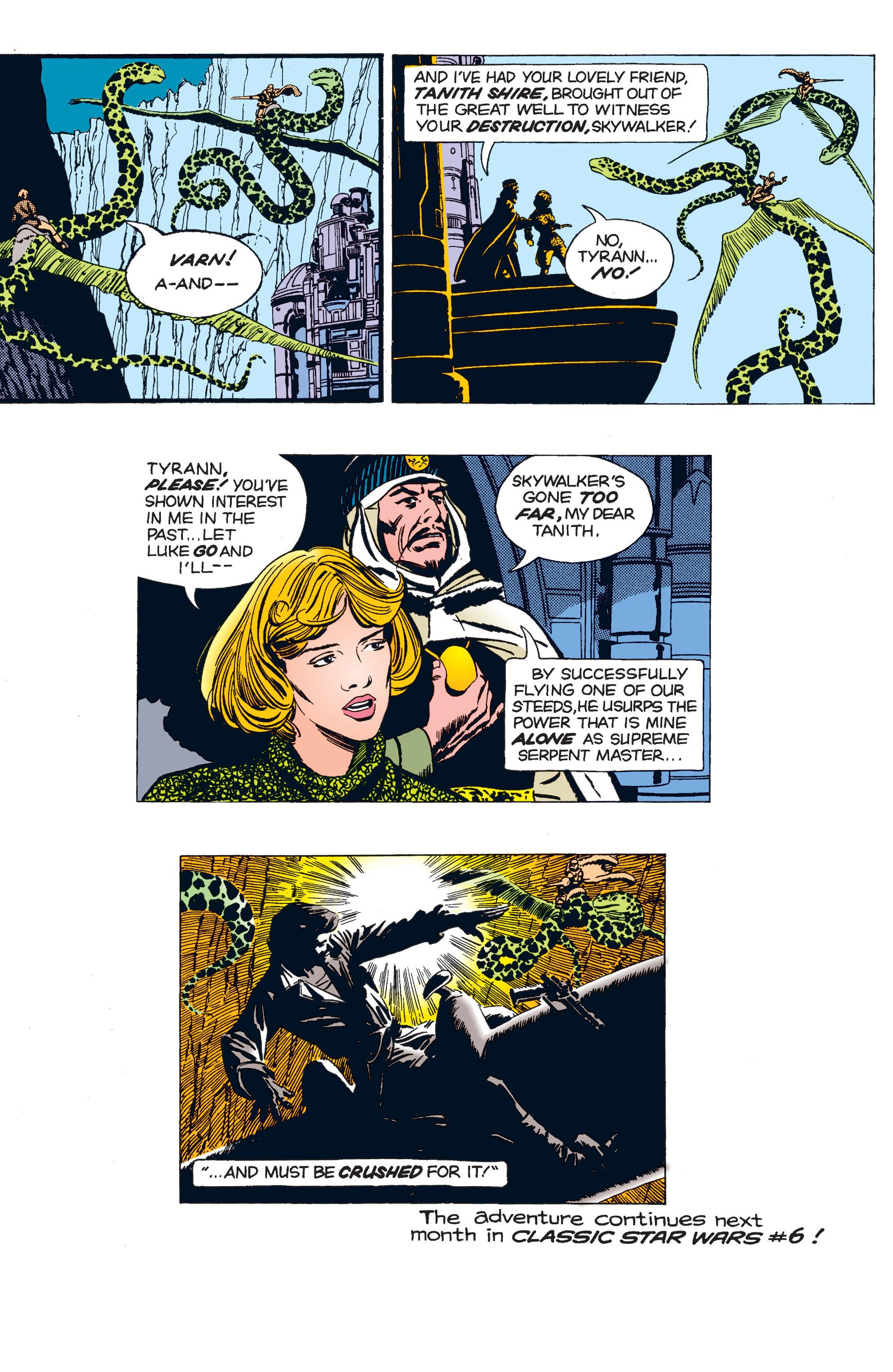Classic Star Wars #5 #5 - English 30