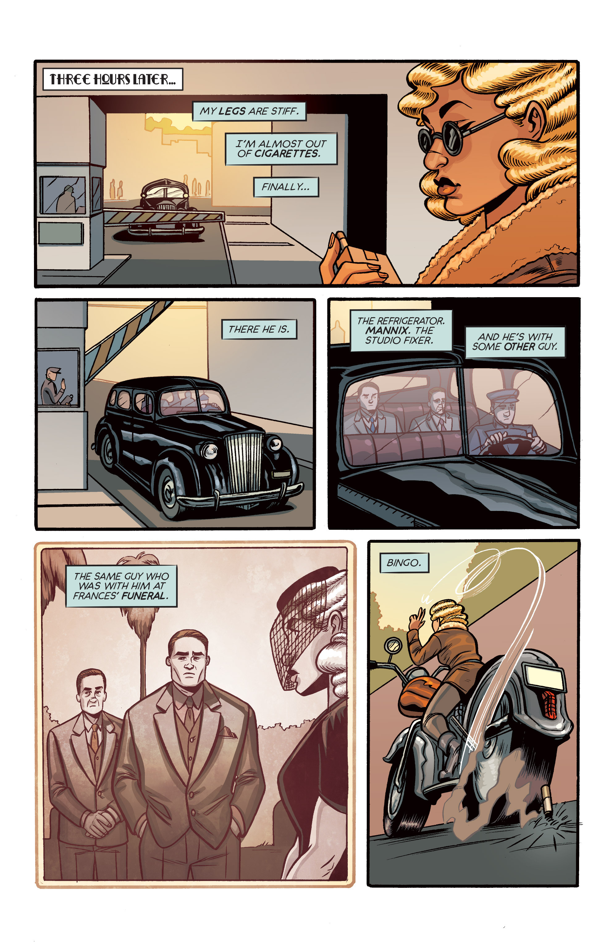 Read online Angel City comic -  Issue #2 - 8