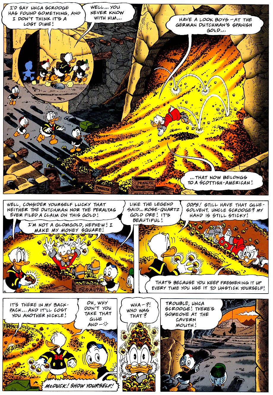 Uncle Scrooge (1953) Issue #319 #319 - English 17