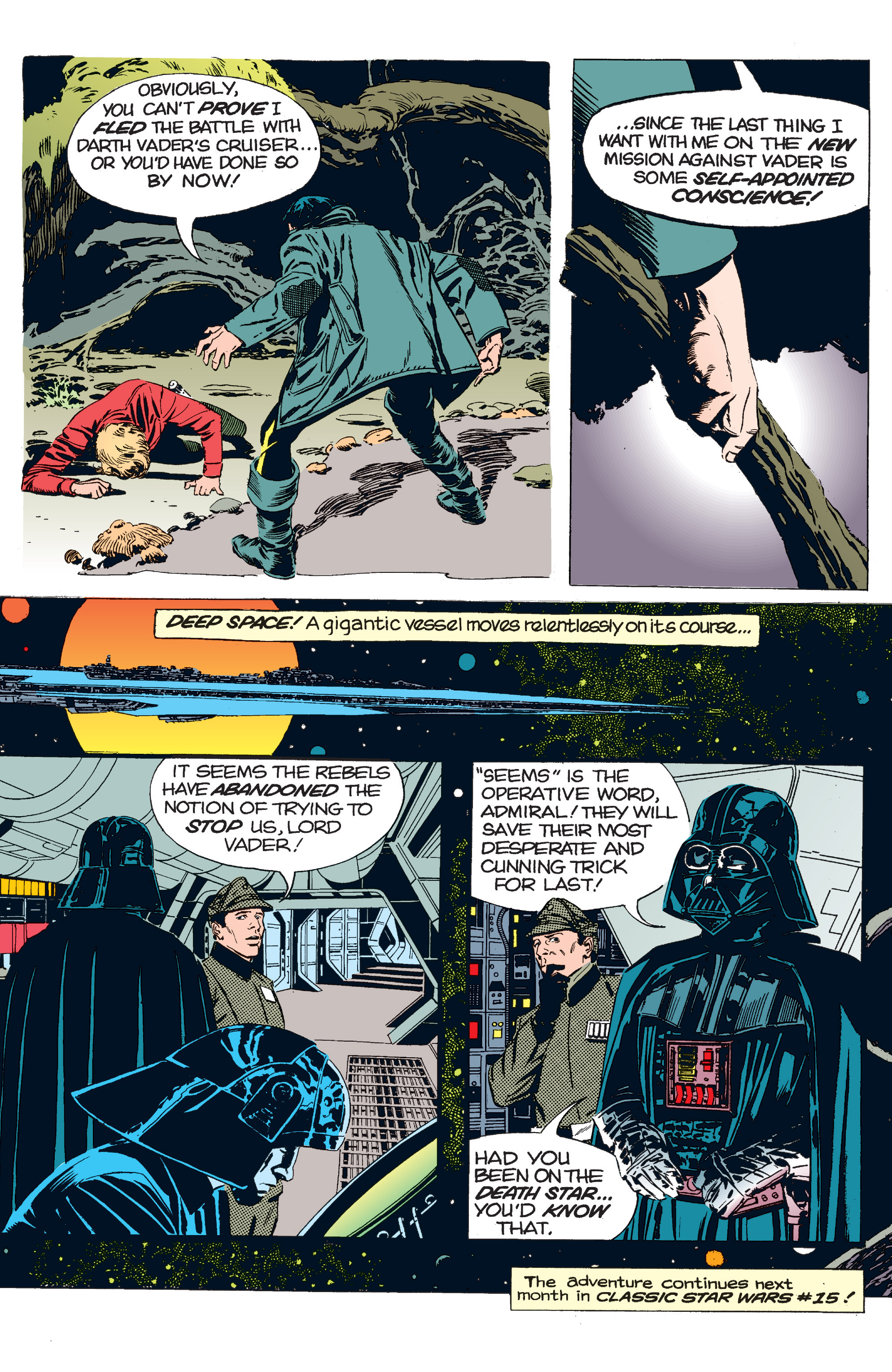 Classic Star Wars #14 #14 - English 34