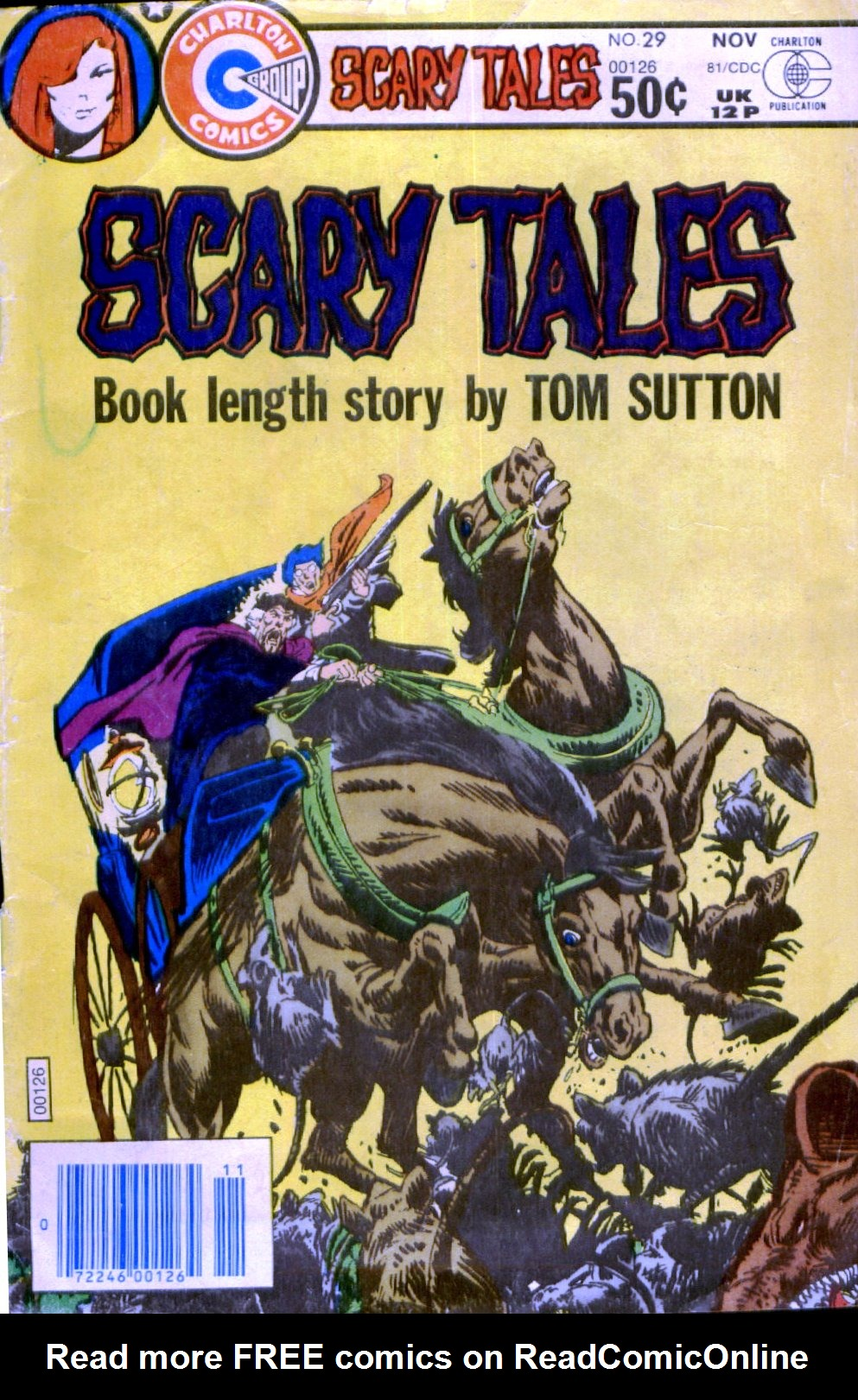 Read online Scary Tales comic -  Issue #29 - 1