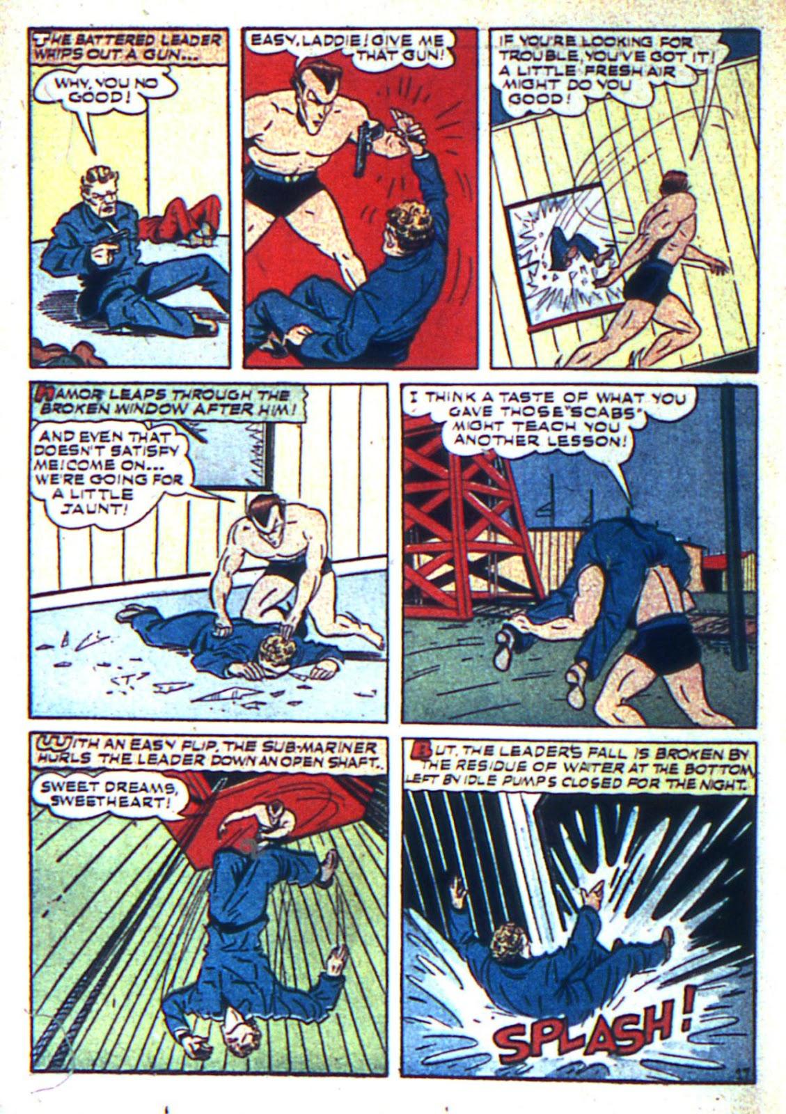 Sub-Mariner Comics Issue #2 #2 - English 40