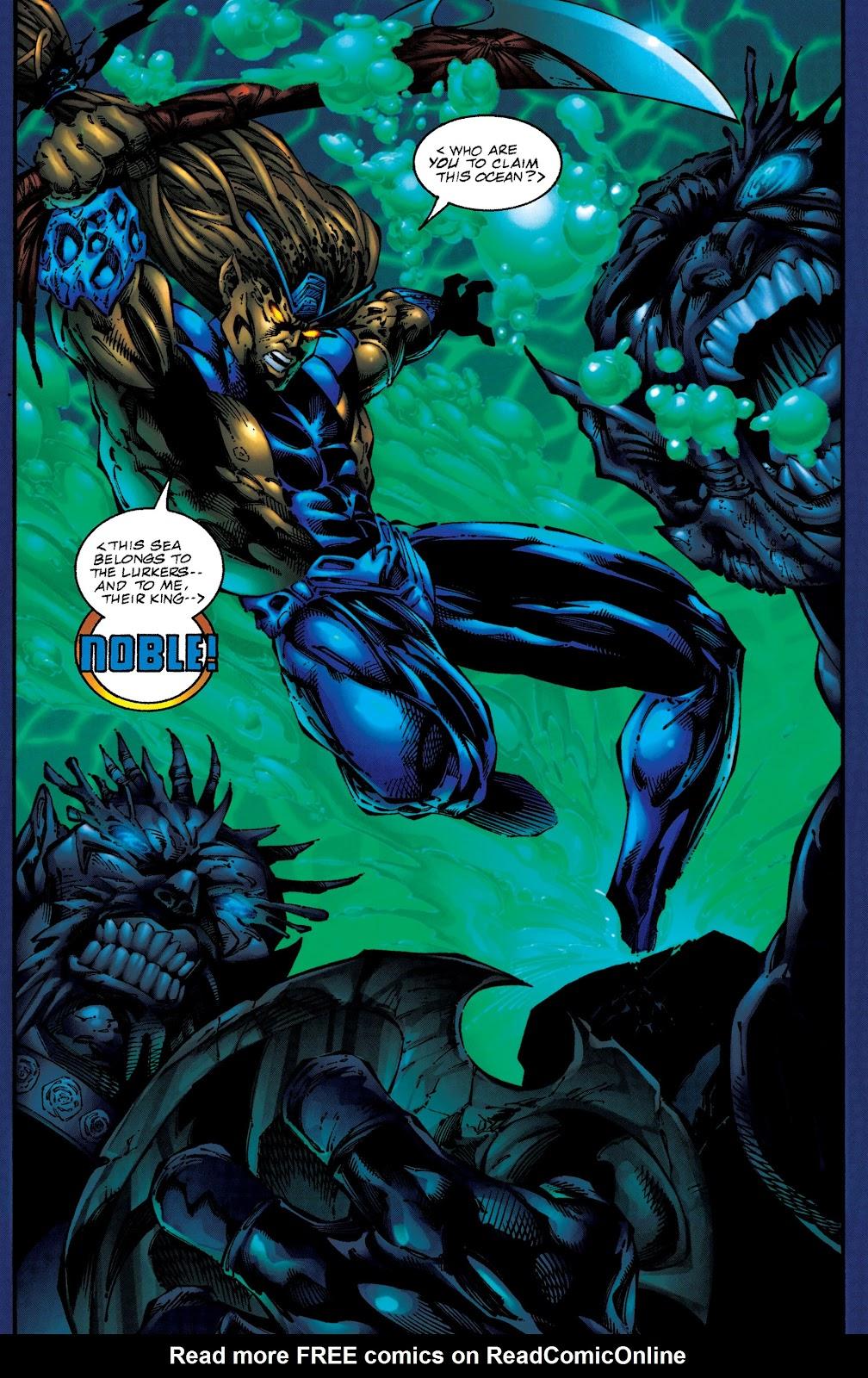 Aquaman (1994) Issue #50 #56 - English 15