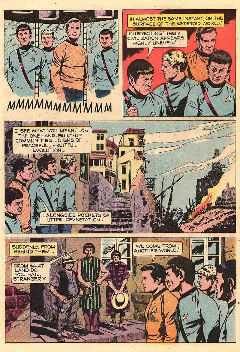 Star Trek (1967) #58 #58 - English 4