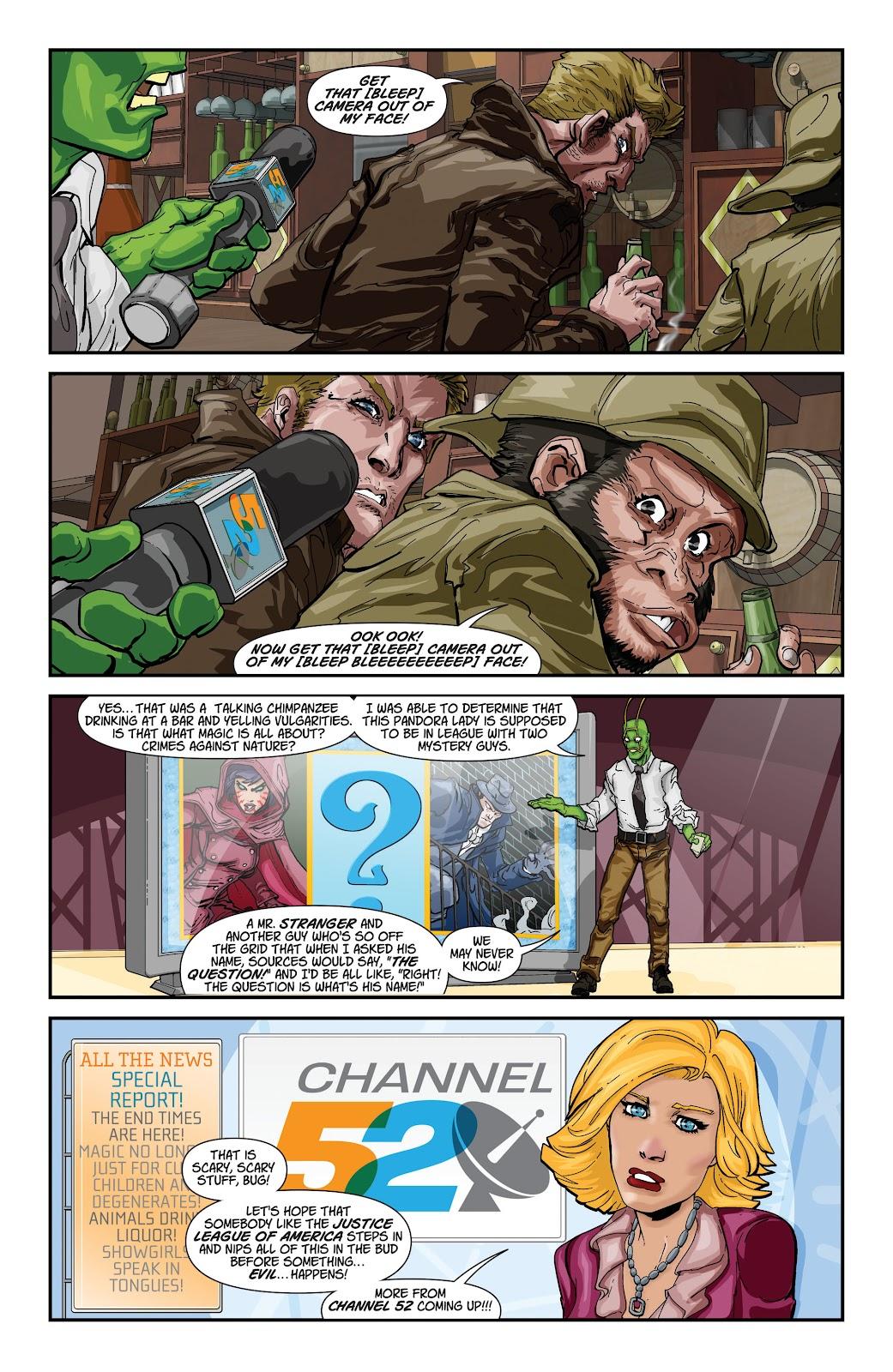 Batman (2011) Issue #21 #36 - English 32