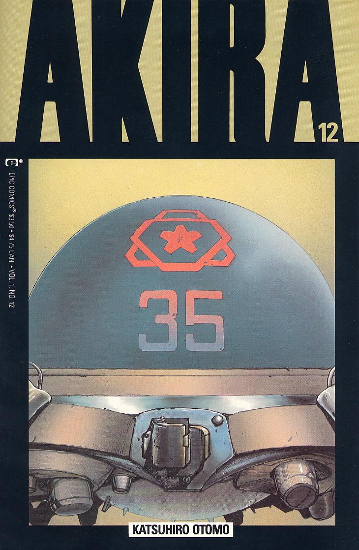 Akira 12 Page 1