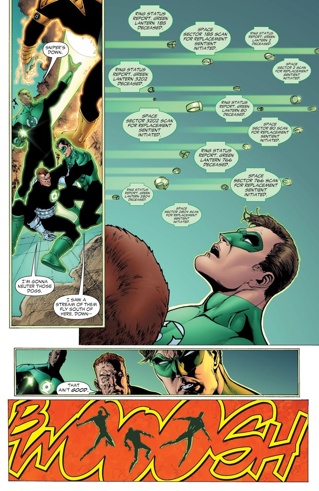 Green Lantern: The Sinestro Corps War Full #1 - English 40