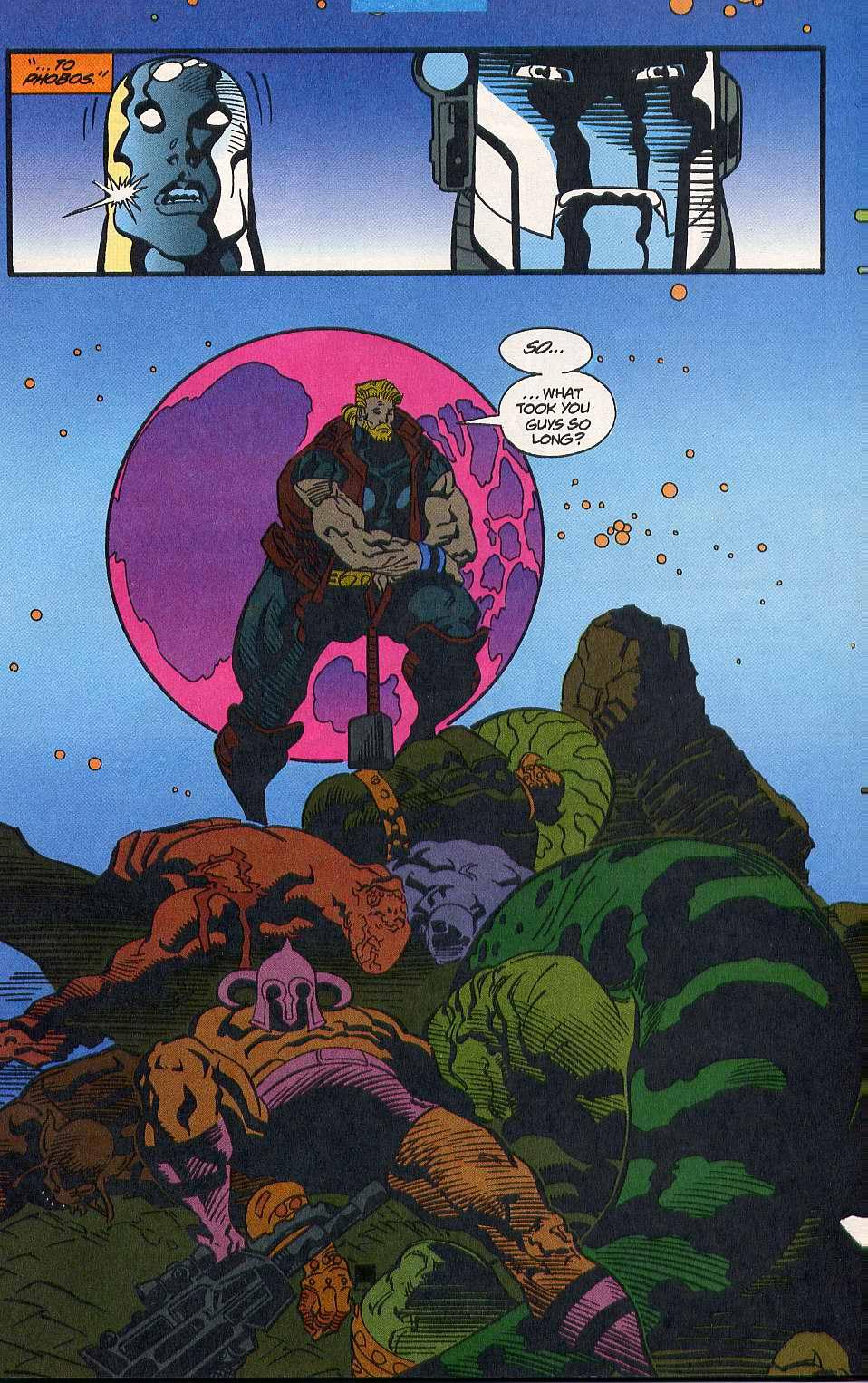 Read online Secret Defenders comic -  Issue #10 - 21