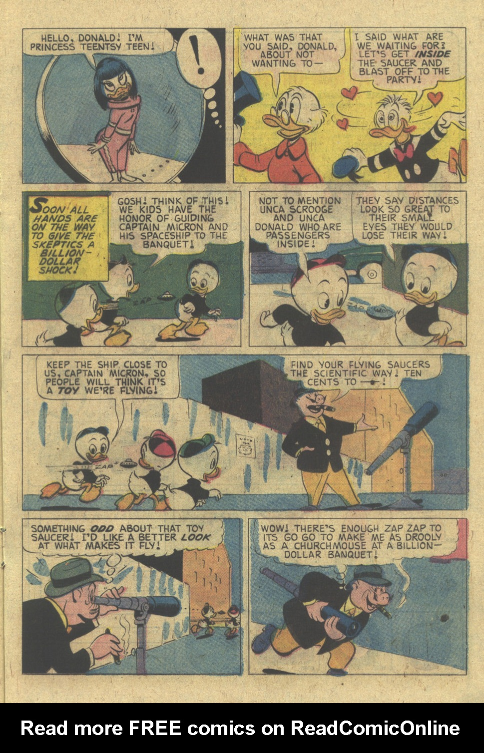 Uncle Scrooge (1953) Issue #130 #130 - English 17