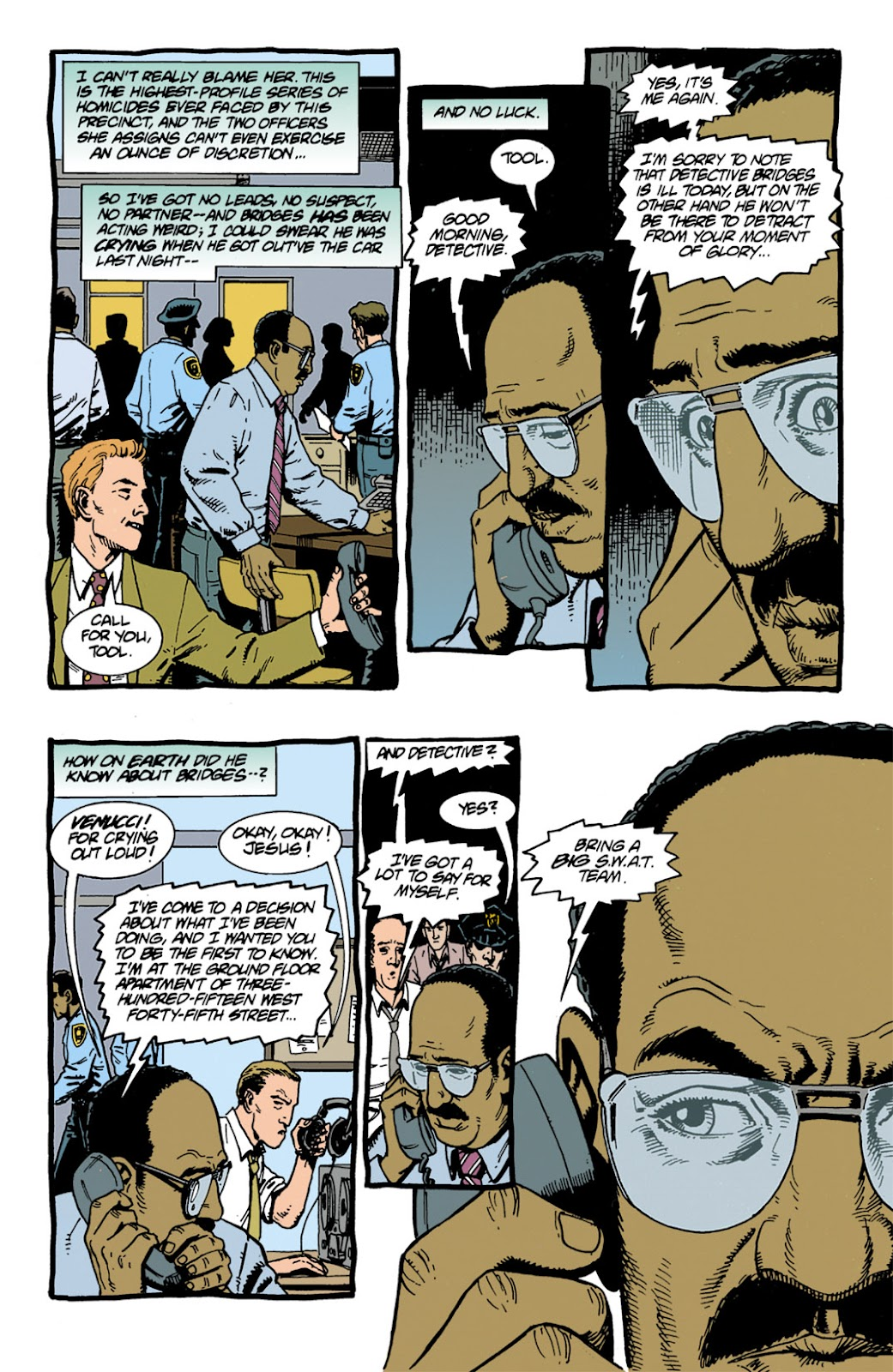 Preacher Issue #6 #15 - English 20