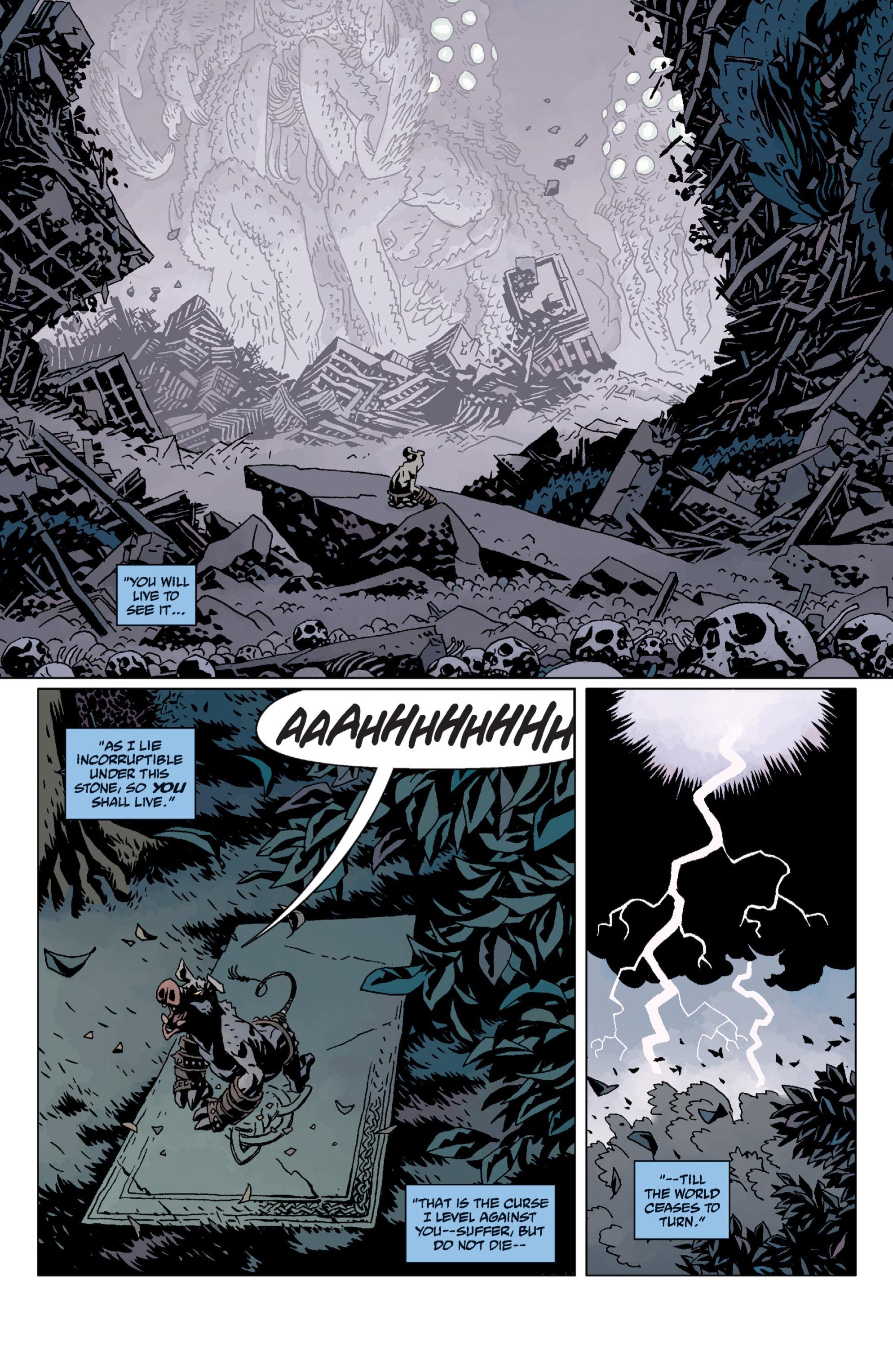 Hellboy chap 12 pic 43