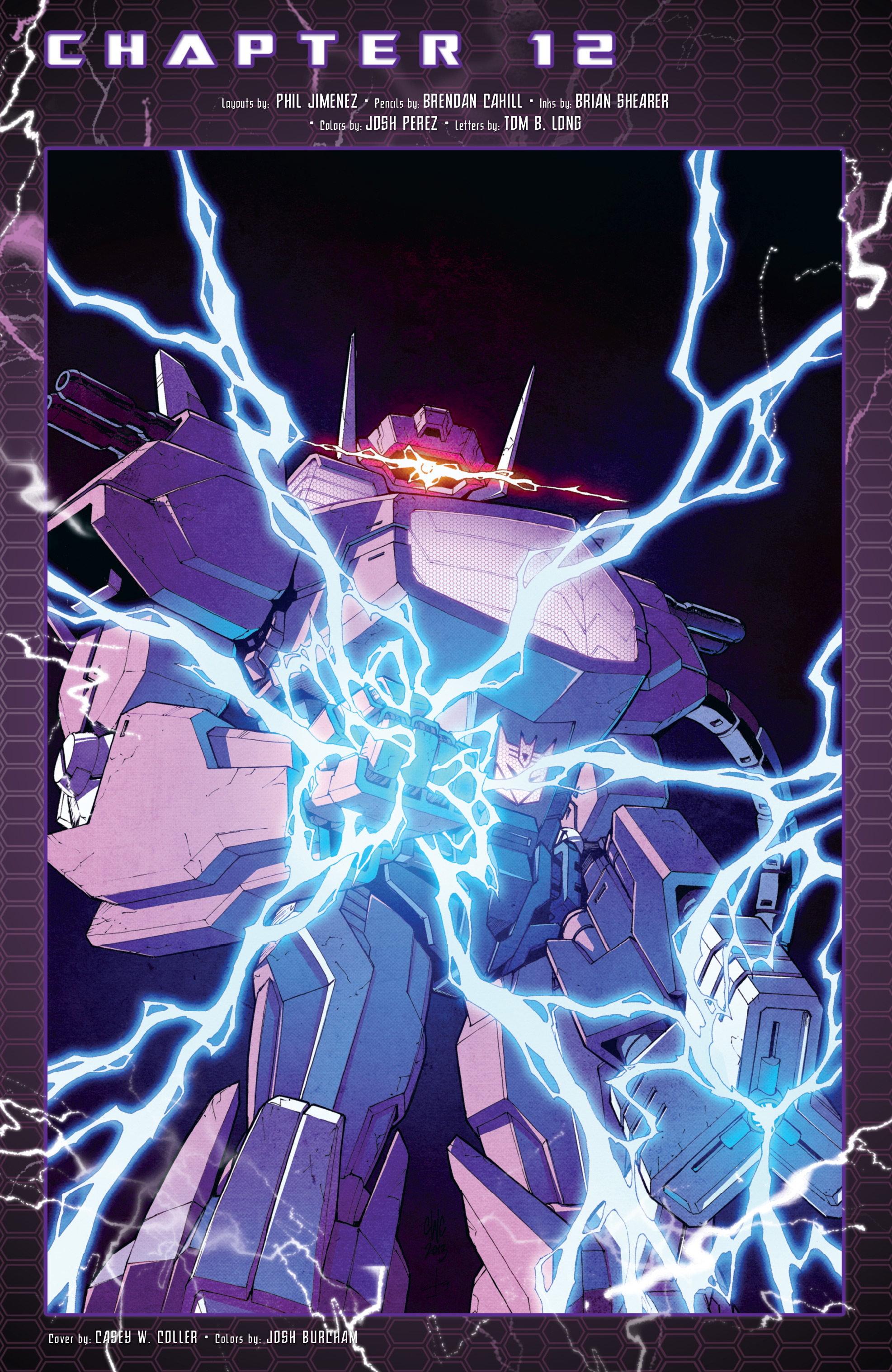 Read online The Transformers: Dark Cybertron Finale comic -  Issue # Full - 125