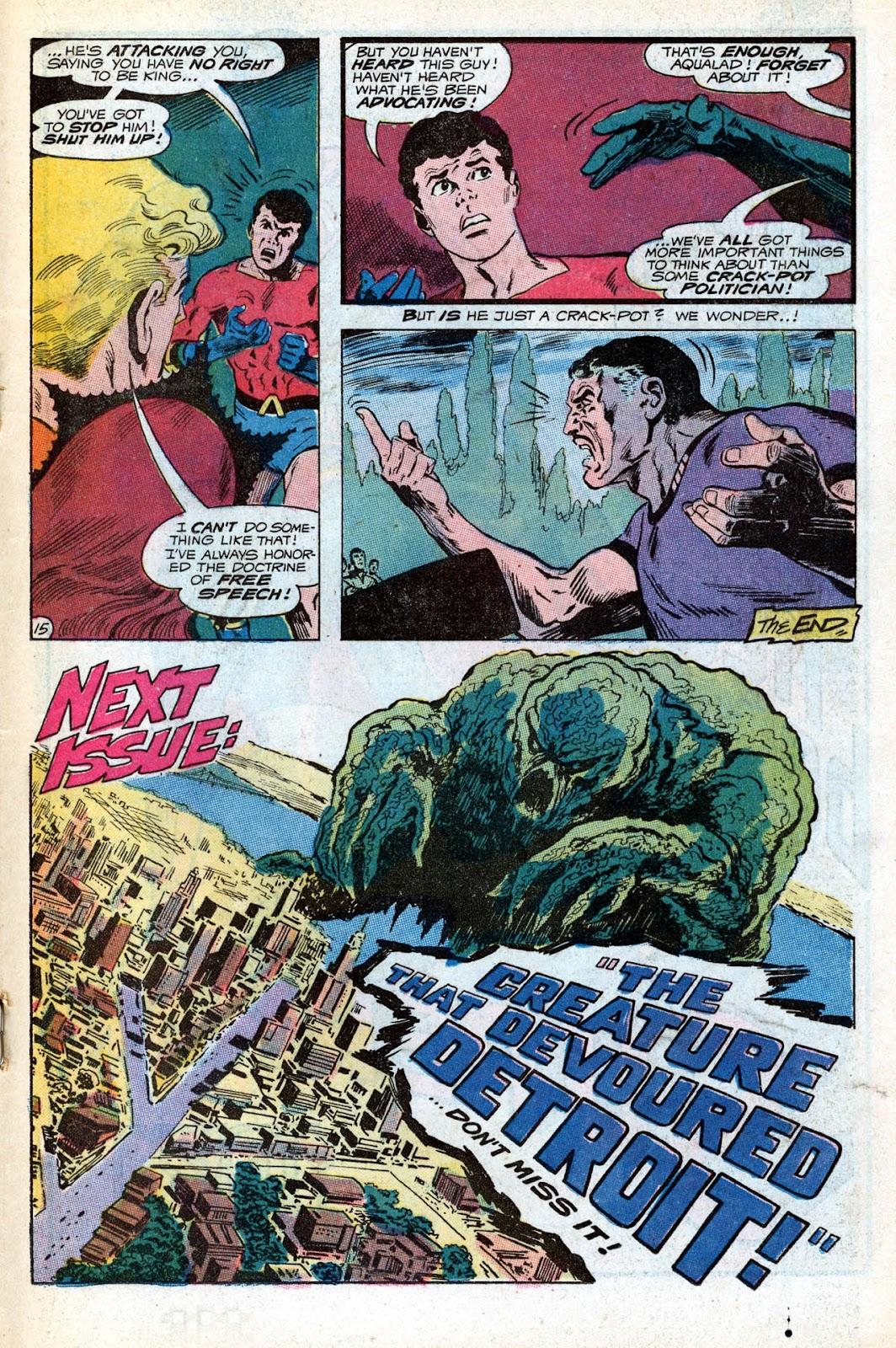 Aquaman (1962) Issue #55 #55 - English 19