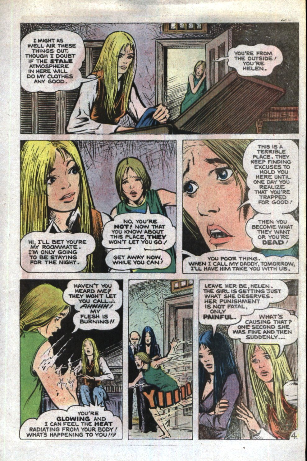 Read online Scary Tales comic -  Issue #26 - 27