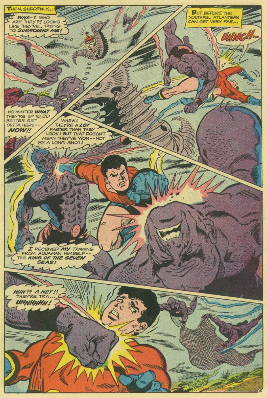 Aquaman (1962) Issue #43 #43 - English 7