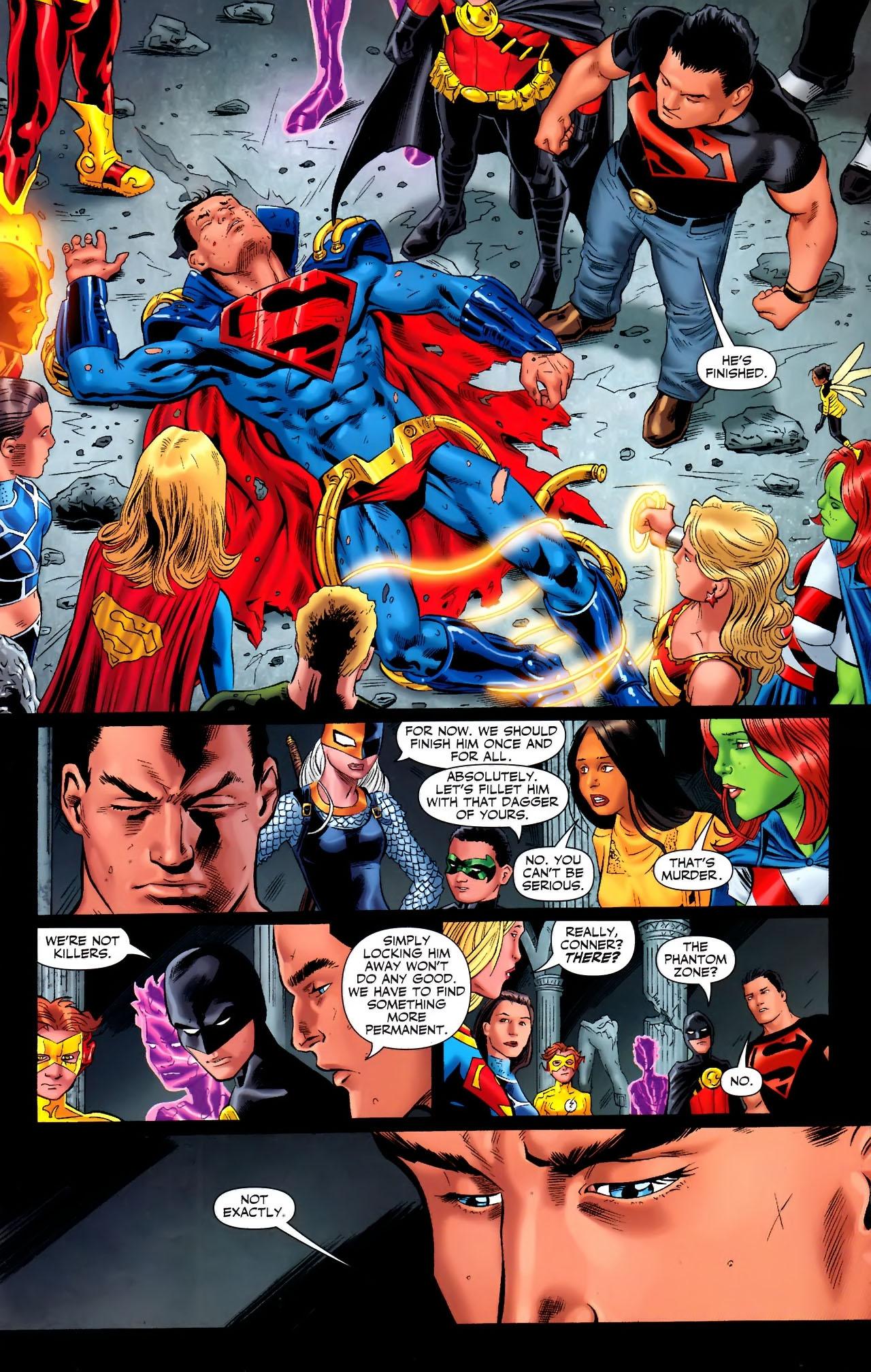 Teen Titans (2003) #100 #110 - English 24