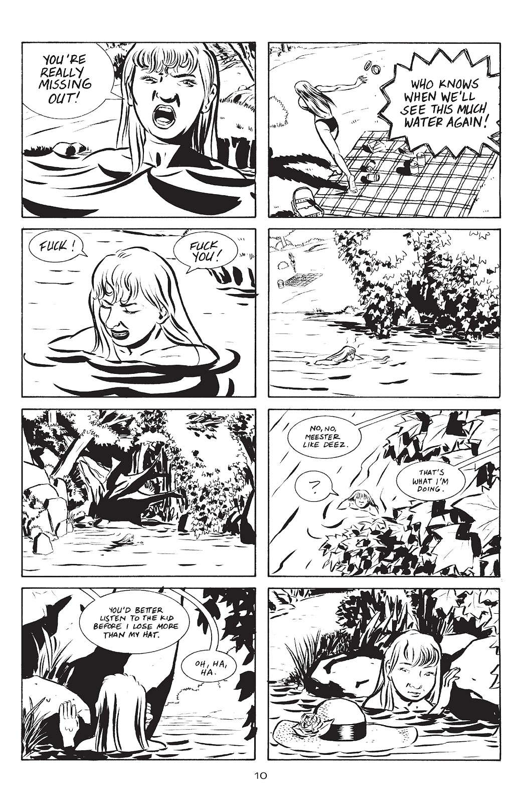 Stray Bullets Issue #11 #11 - English 12