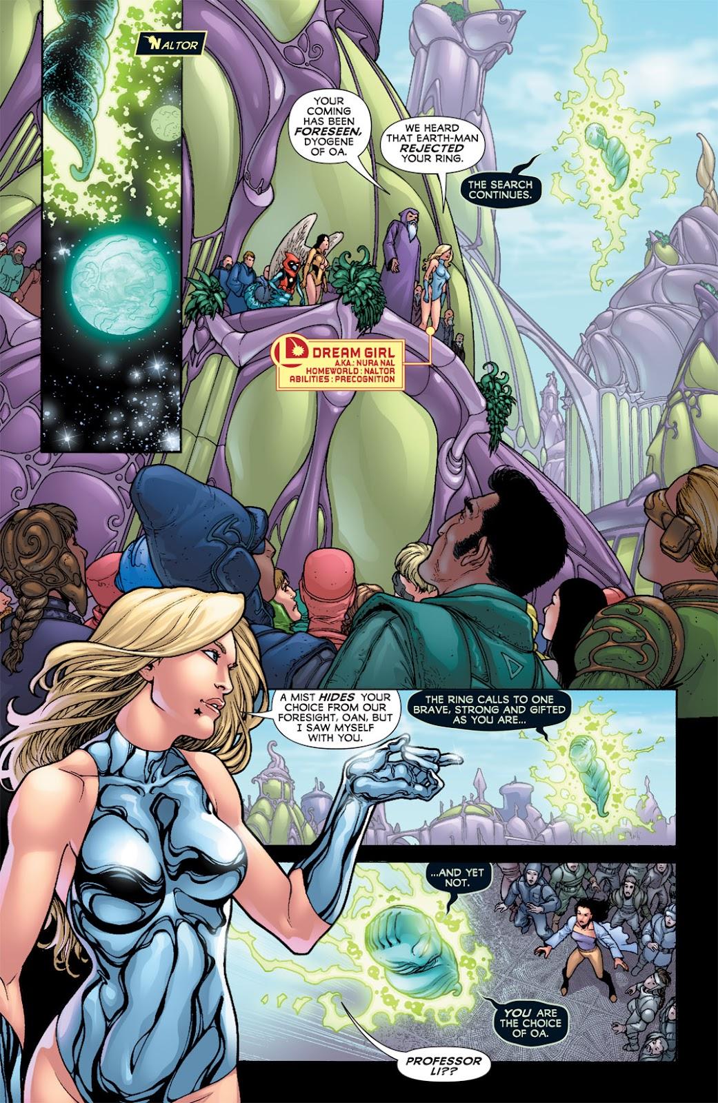 Legion of Super-Heroes (2010) Issue #5 #6 - English 8