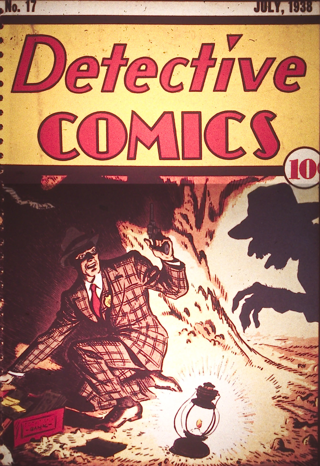 Detective Comics (1937) 17 Page 1