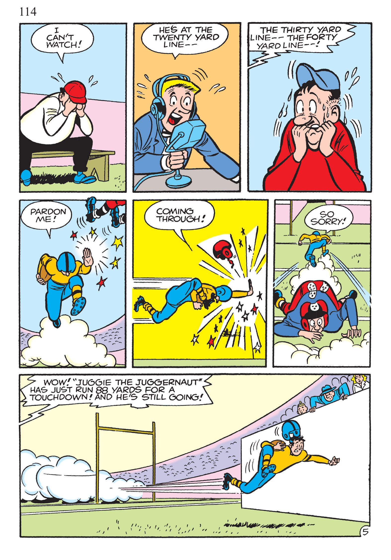 Read online The Best of Archie Comics comic -  Issue # TPB 2 (Part 1) - 116