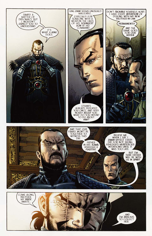 Read online Scion comic -  Issue #35 - 9