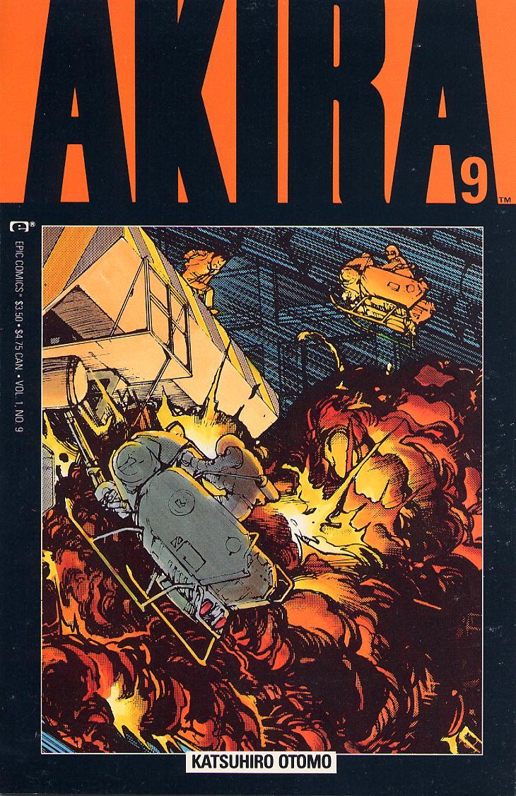 Akira 9 Page 1