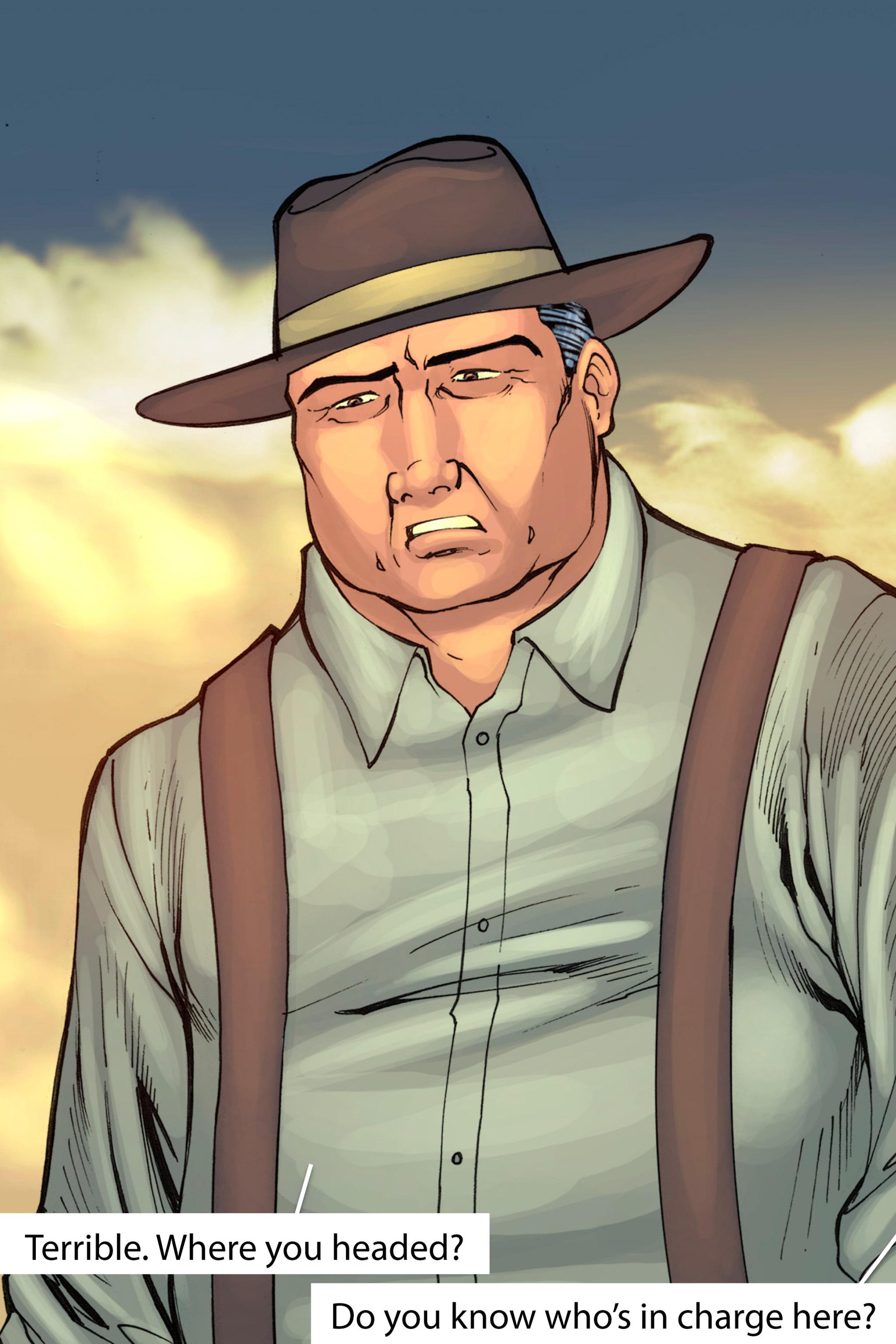 Read online Z-Men comic -  Issue #1 - 115