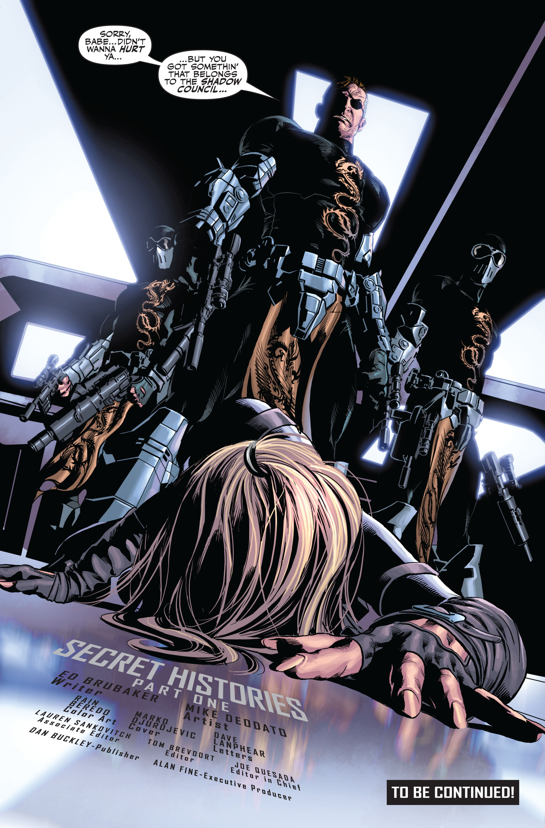 Read online Secret Avengers (2010) comic -  Issue #1 - 29