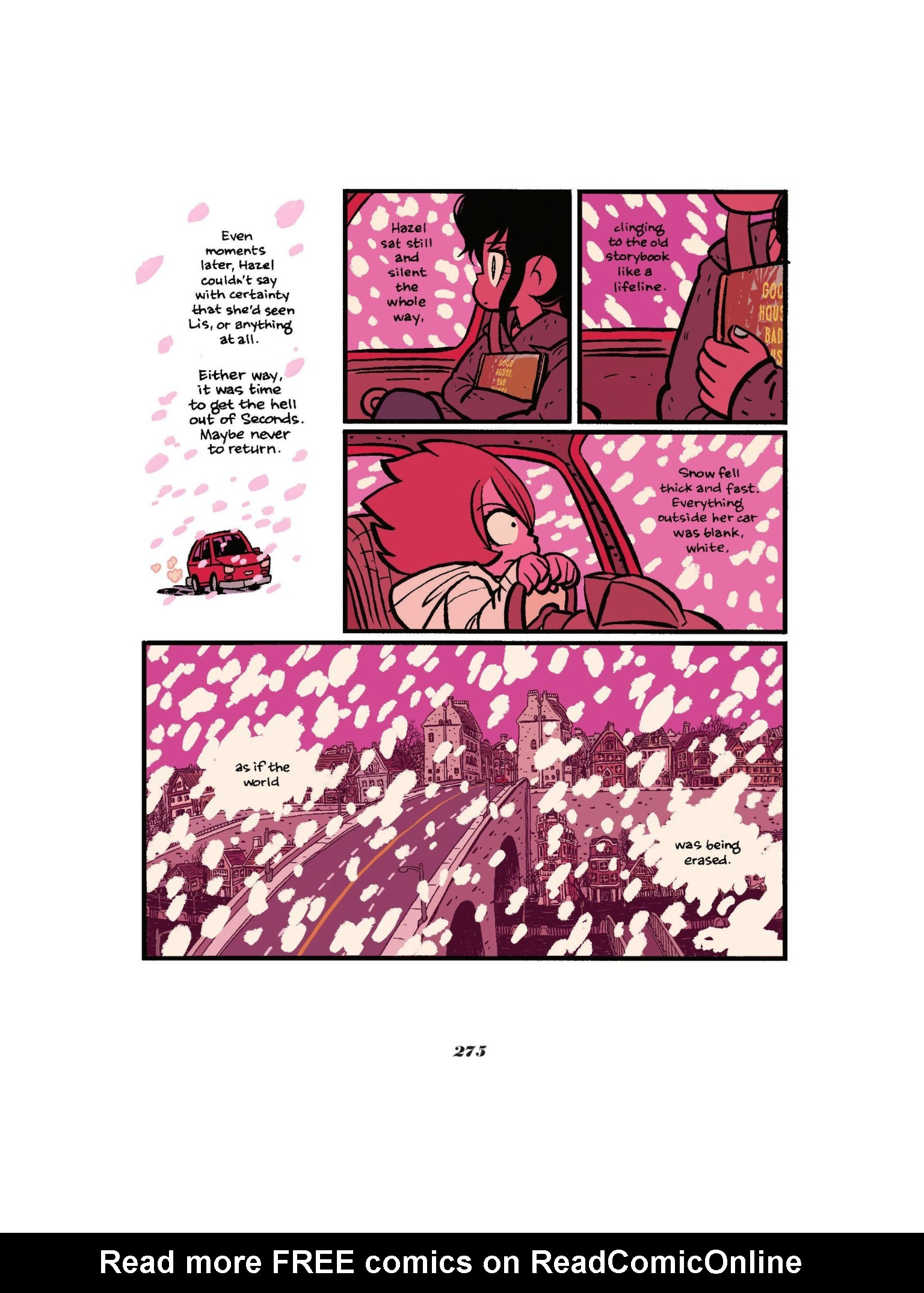 Read online Seconds comic -  Issue # Full - 275
