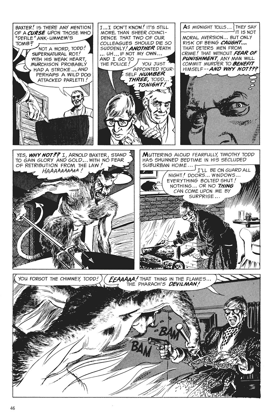 Creepy (2009) Issue #4 #4 - English 47