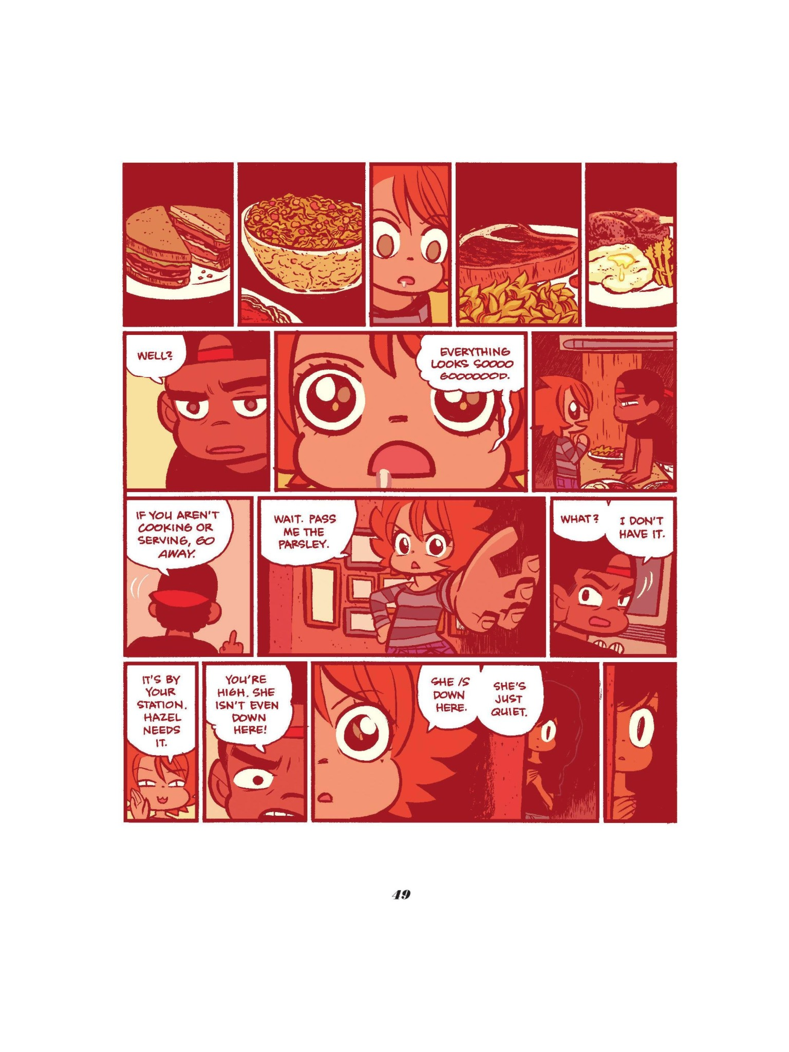 Read online Seconds comic -  Issue # Full - 51