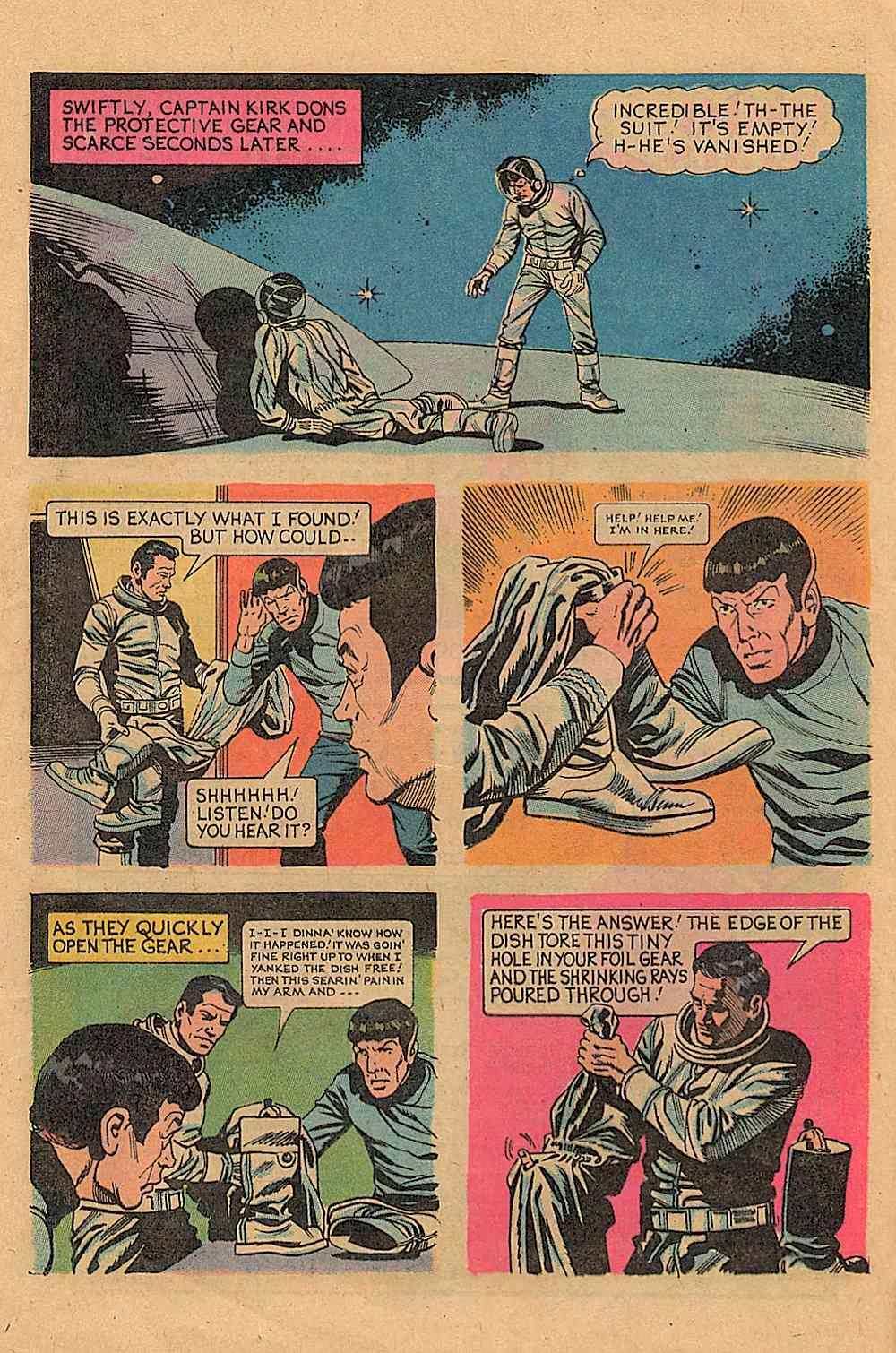 Star Trek (1967) Issue #25 #25 - English 18