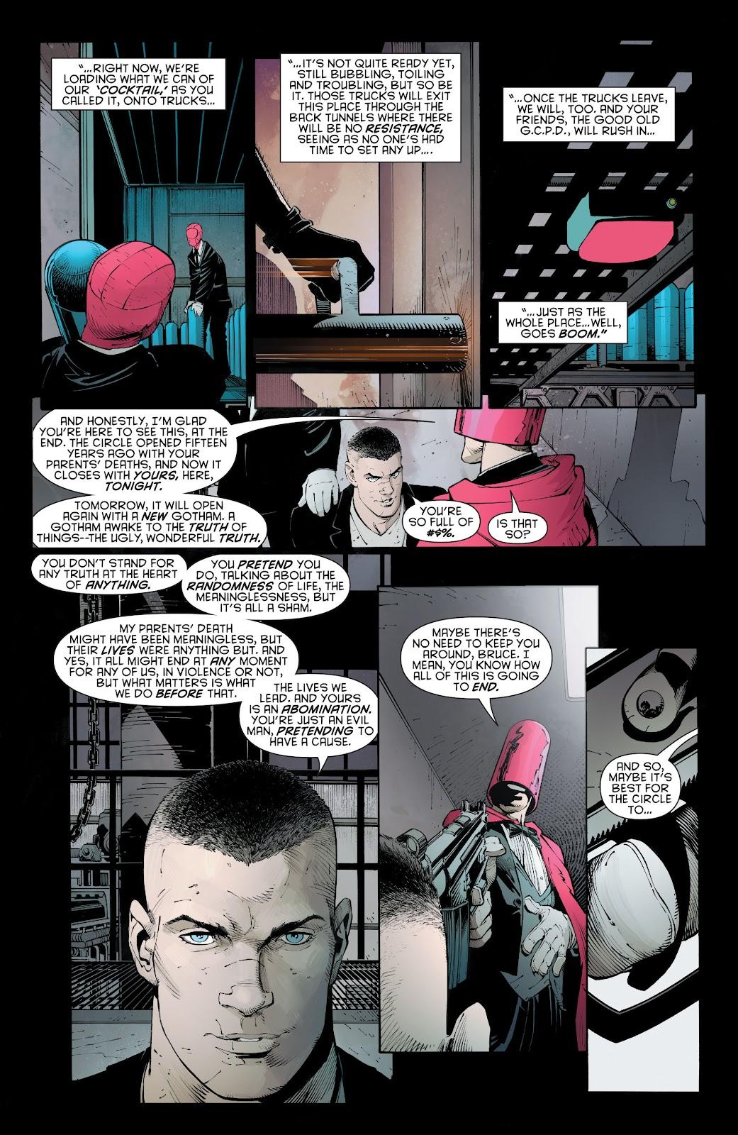 Batman (2011) Issue #24 #43 - English 24
