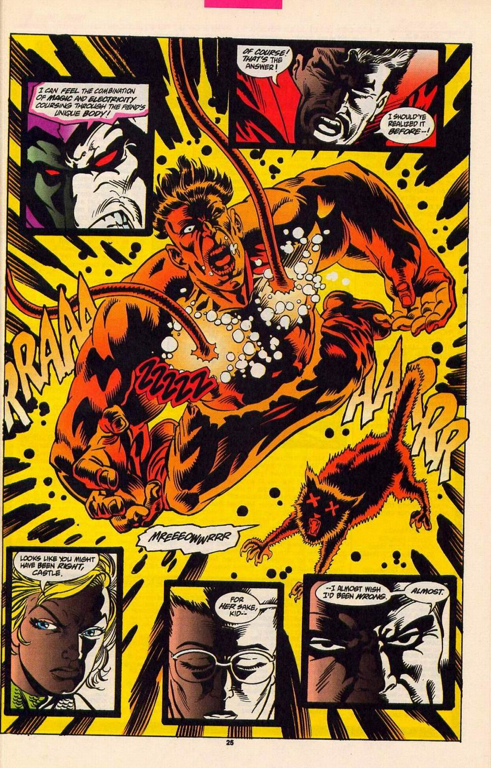 Read online Secret Defenders comic -  Issue #5 - 20
