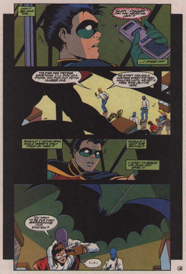 Batman: Knightfall #Aftermath_-_1 #98 - English 19