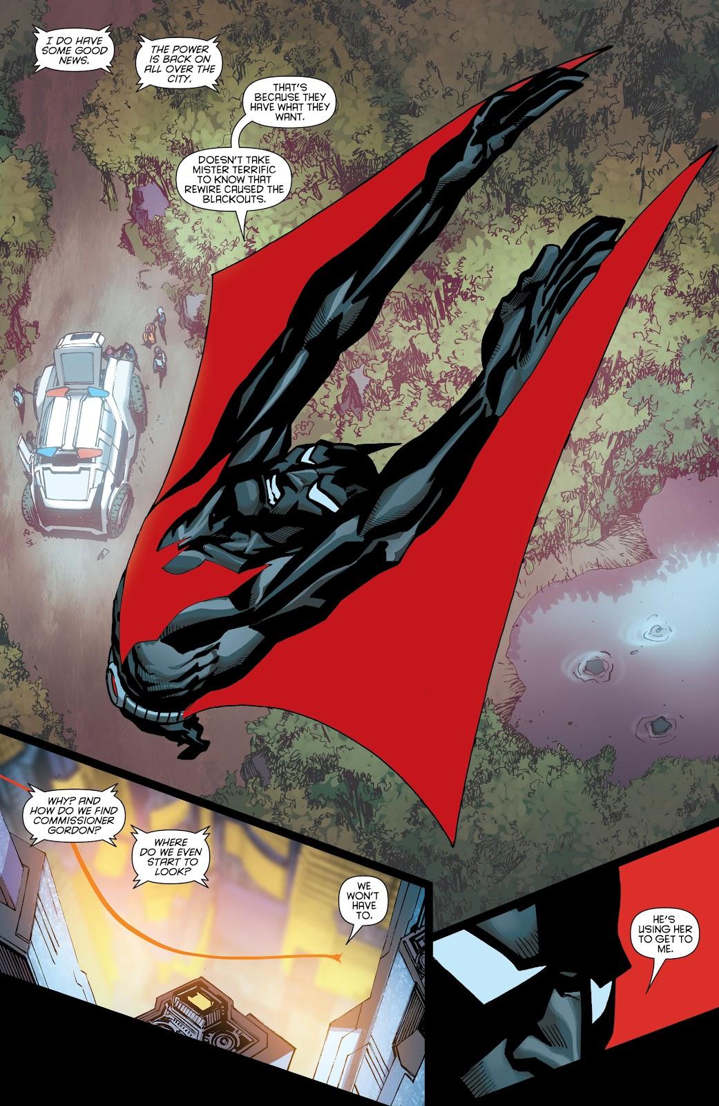 Batman Beyond (2015) Issue #15 #15 - English 10