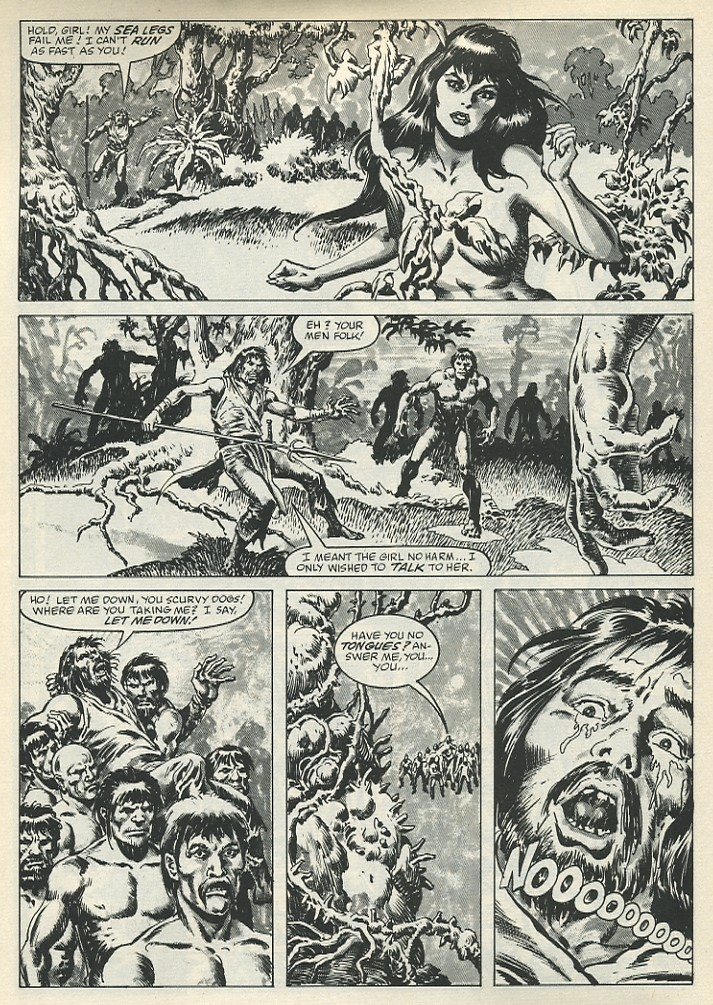 The Savage Sword Of Conan Issue #139 #140 - English 30