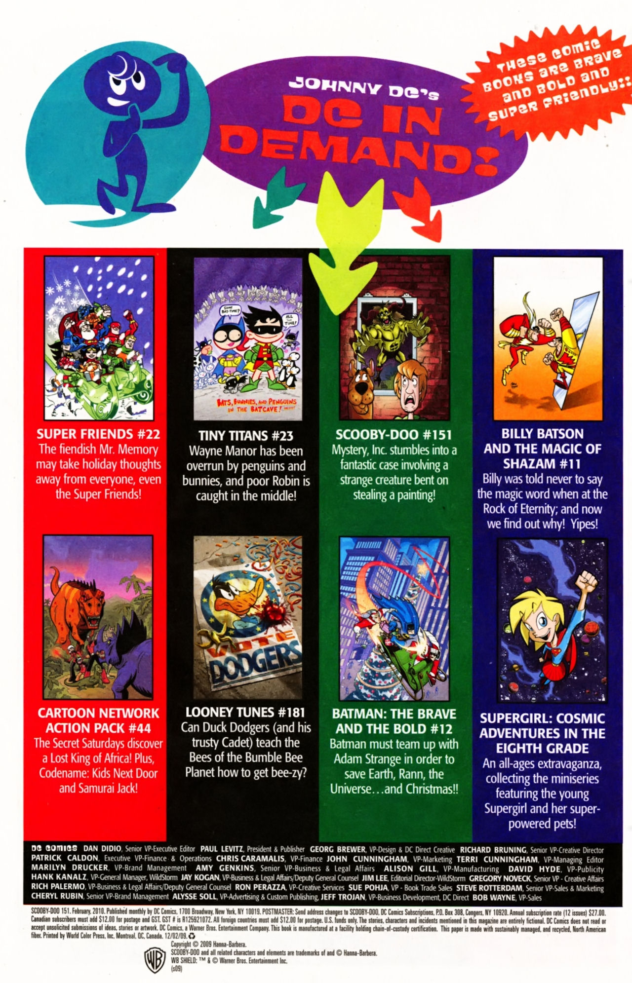 Read online Scooby-Doo (1997) comic -  Issue #151 - 23