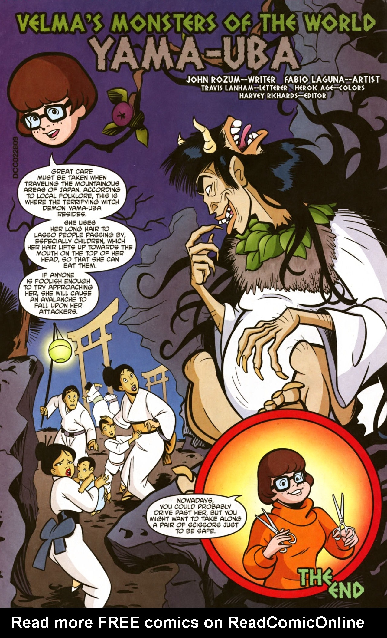 Read online Scooby-Doo (1997) comic -  Issue #157 - 14