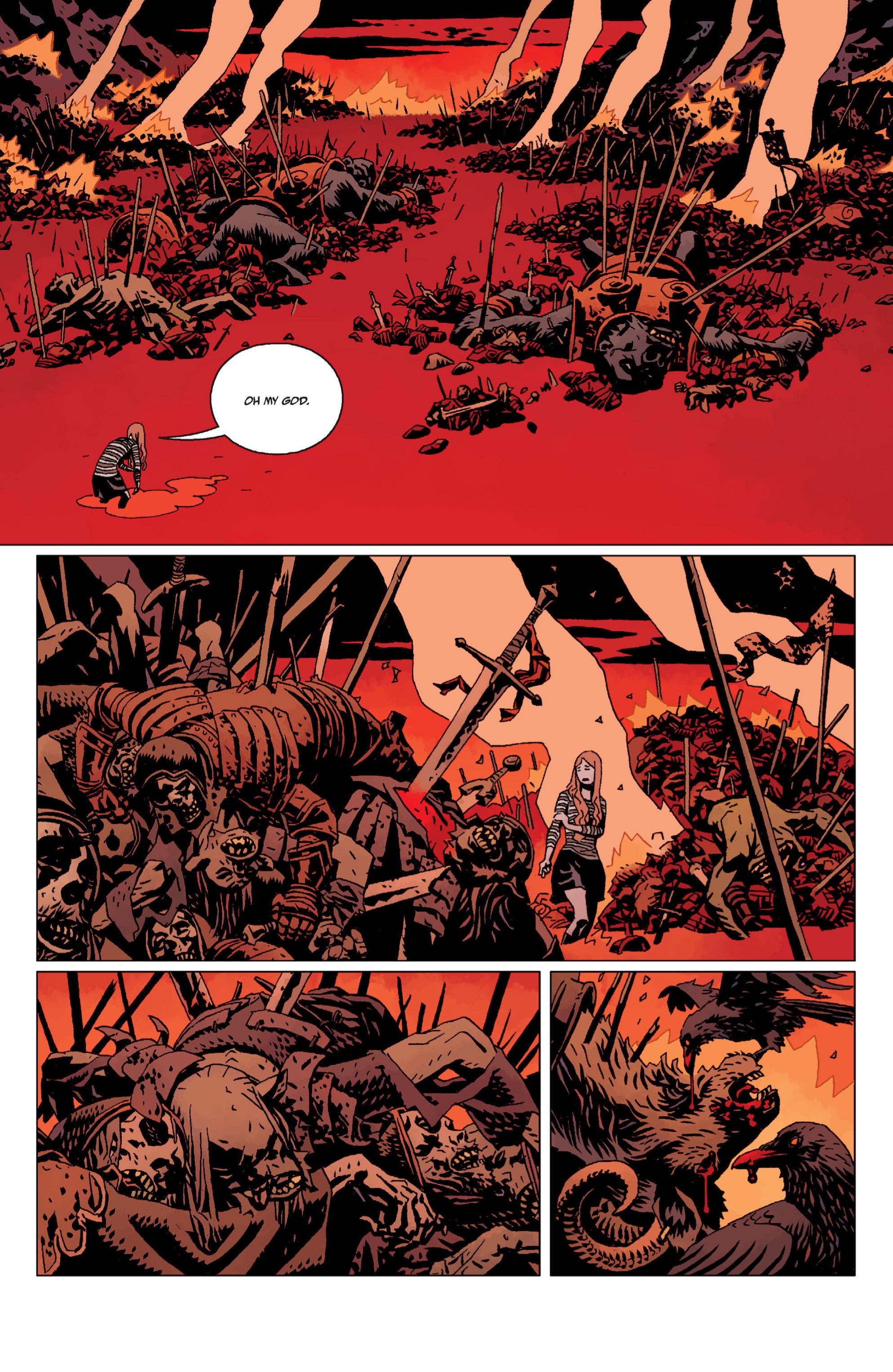 Hellboy chap 12 pic 133