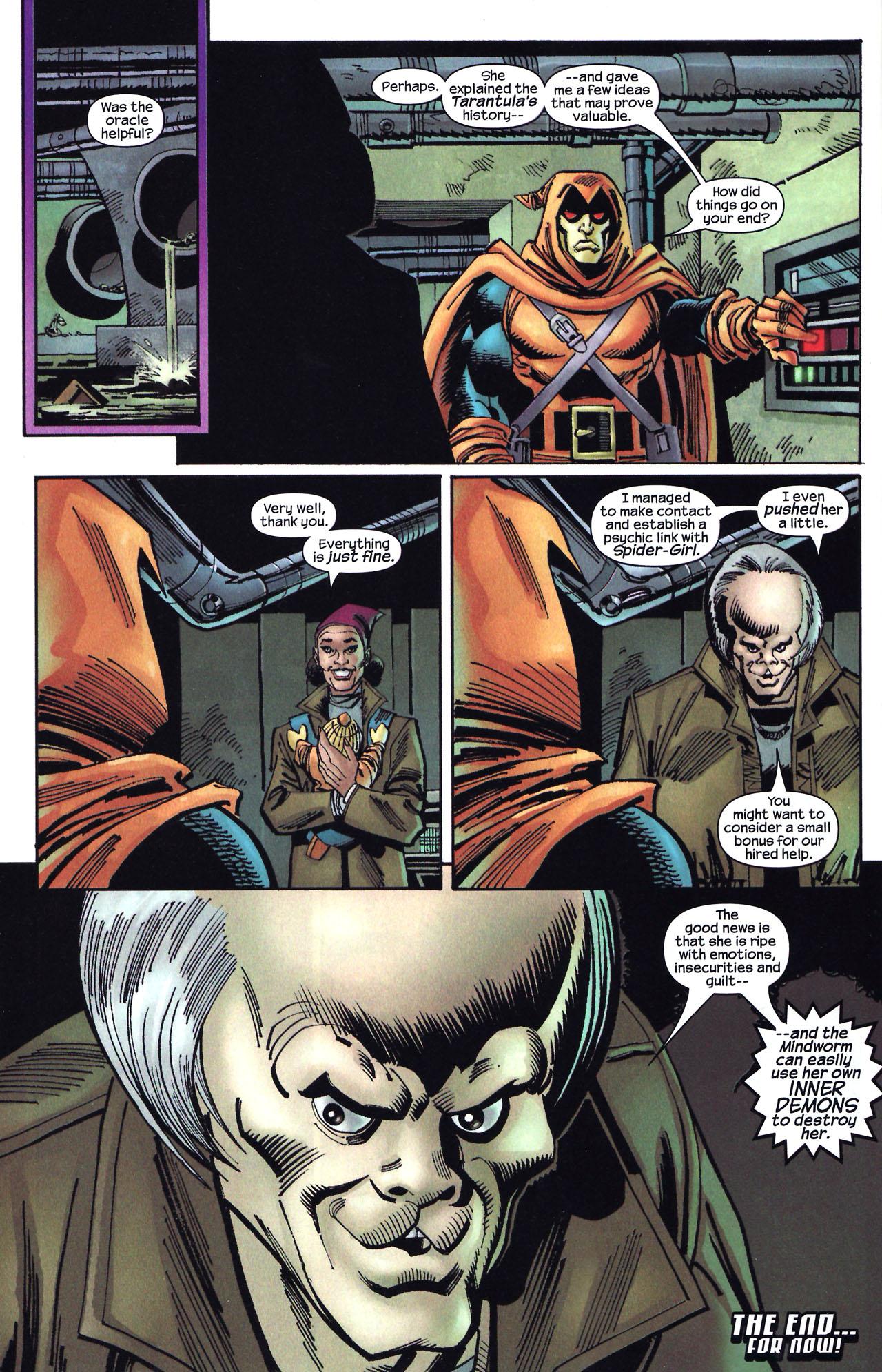 Amazing Spider-Girl #14 #17 - English 23