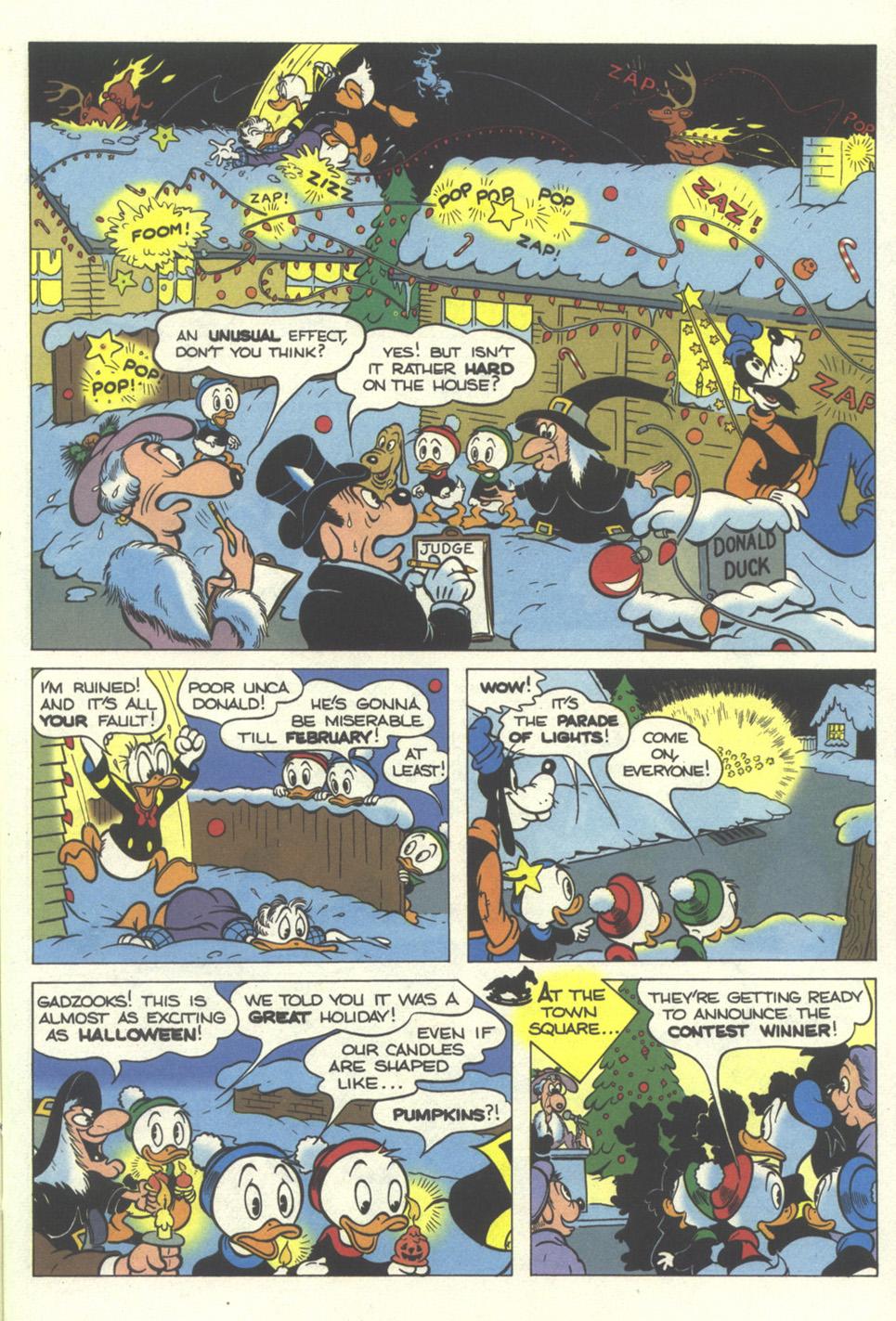 Walt Disney's Donald Duck Adventures (1987) Issue #30 #30 - English 27