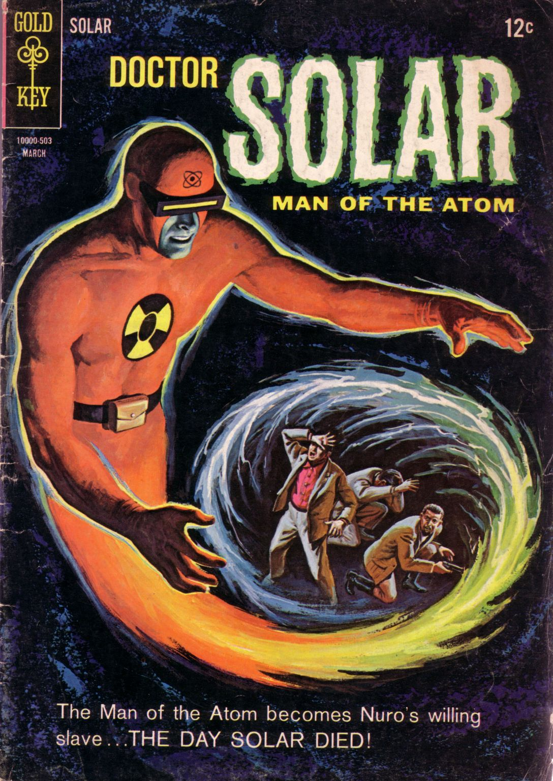 Doctor Solar, Man of the Atom (1962) 11 Page 1