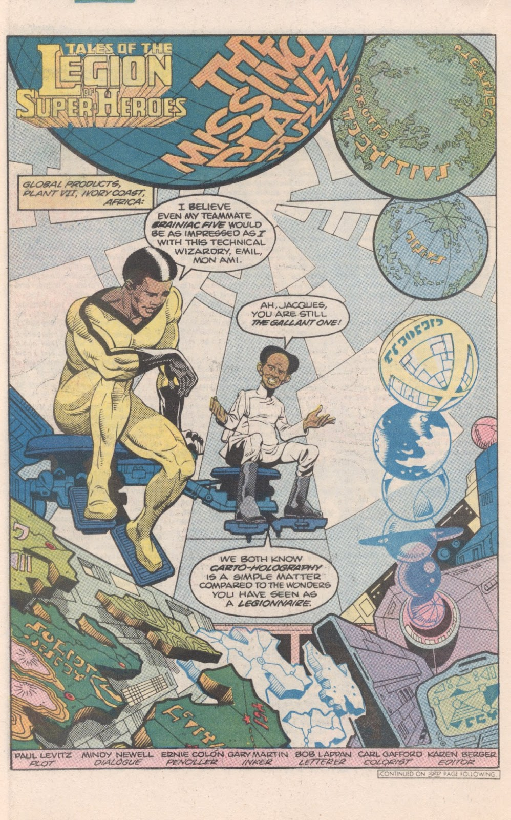 Tales of the Legion Issue #324 #11 - English 18