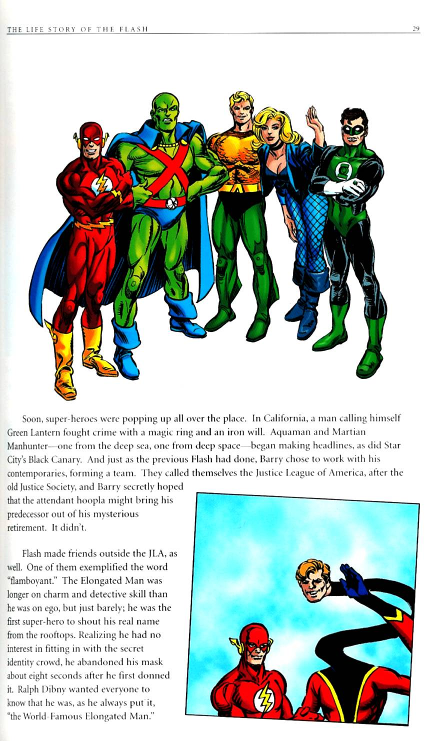 Read online The Life Story of the Flash comic -  Issue # Full - 31