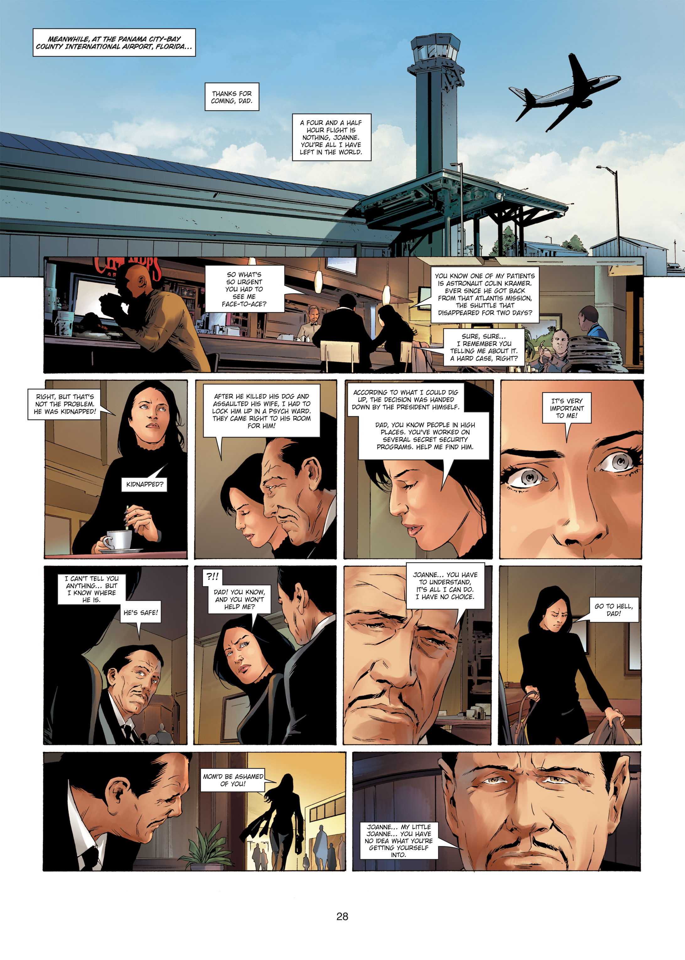 Promethee #6 #14 - English 25